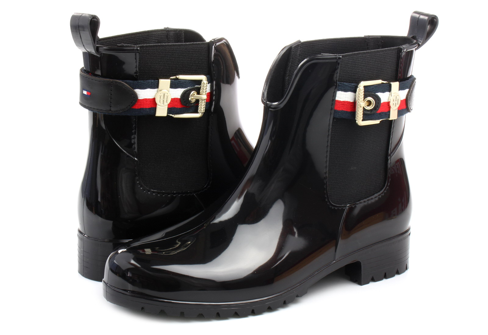 Tommy Hilfiger Csizma - Oxley 13r1 - 18F-3329-990 - Office Shoes ... bece2bd49e