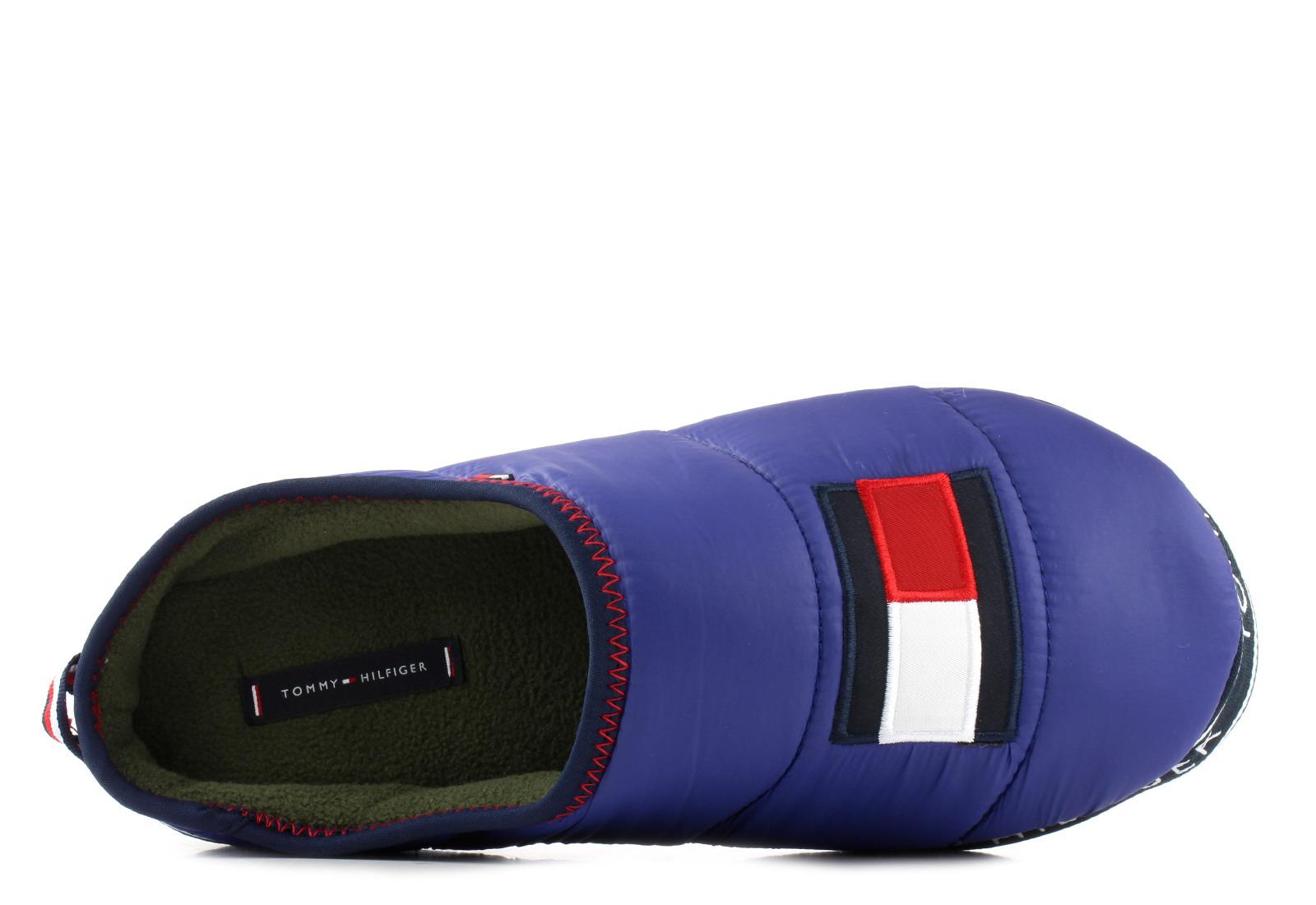 66a718cd55 Tommy Hilfiger Sobna Obuća Plava Papuče - Downslipper - Office Shoes ...