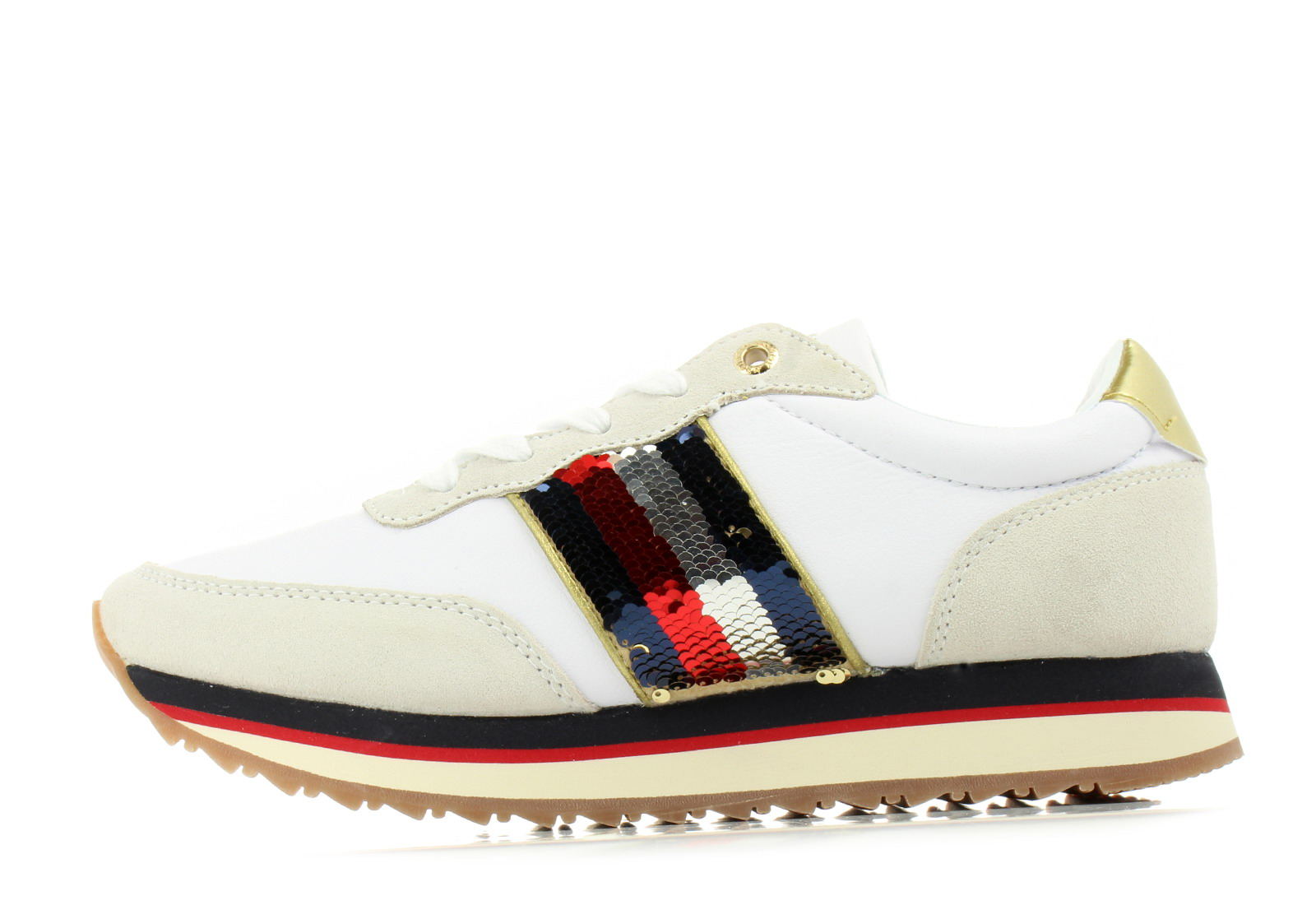8c4621c697 Tommy Hilfiger Cipő - Angel 8c1 - 18H-3703-100 - Office Shoes ...