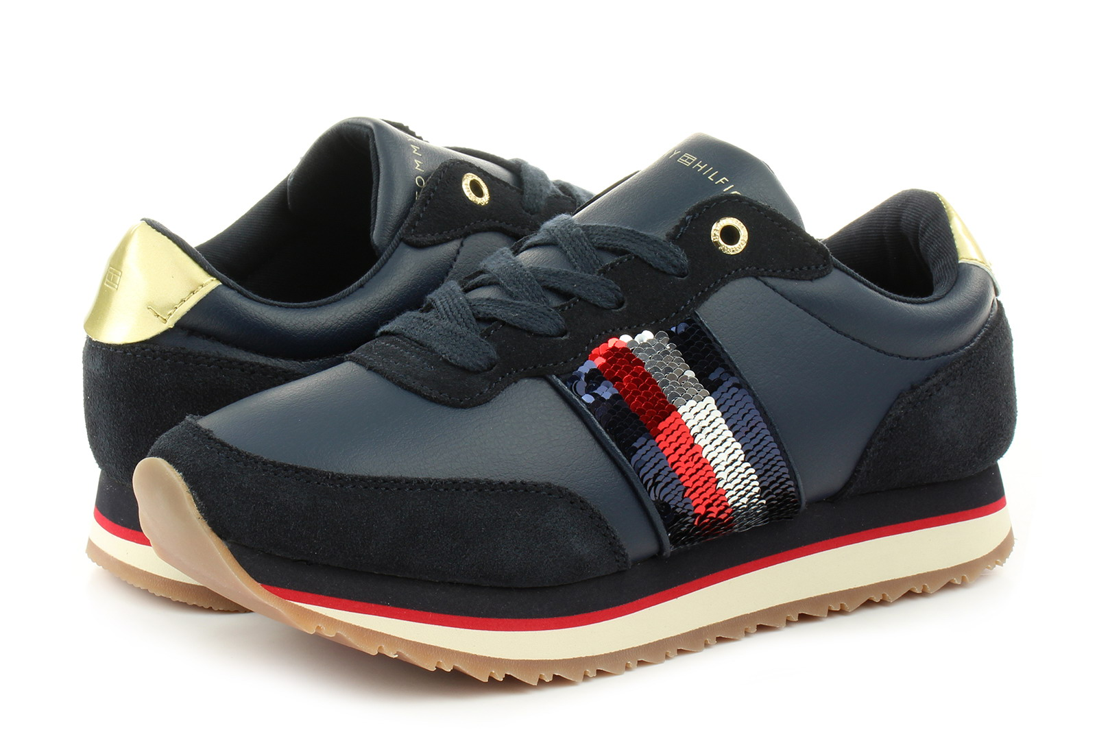 97b7f1a48d Tommy Hilfiger Cipő - Angel 8c1 - 18H-3703-403 - Office Shoes ...