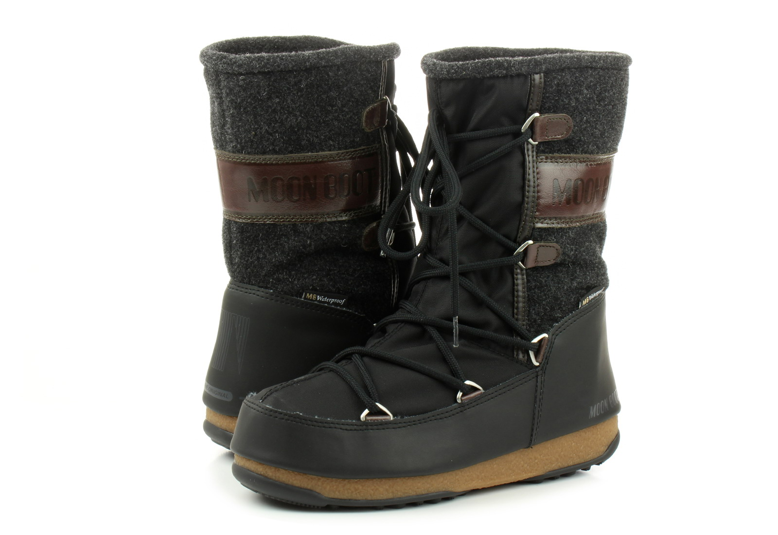 Moon Boot Csizma Vienna Felt Wp