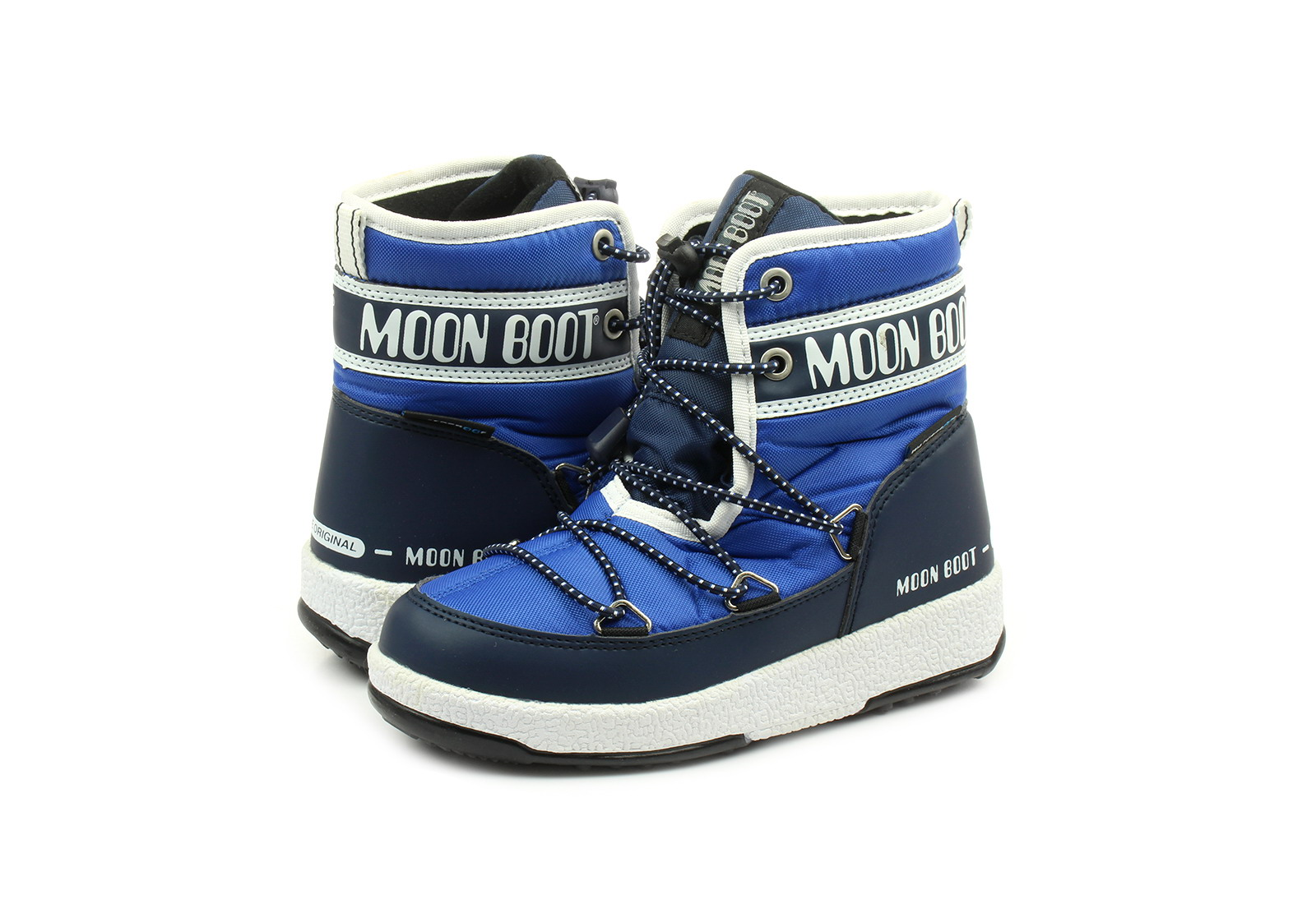 Moon Boot Cizme Moon Boot Jr Boy Mid Wp