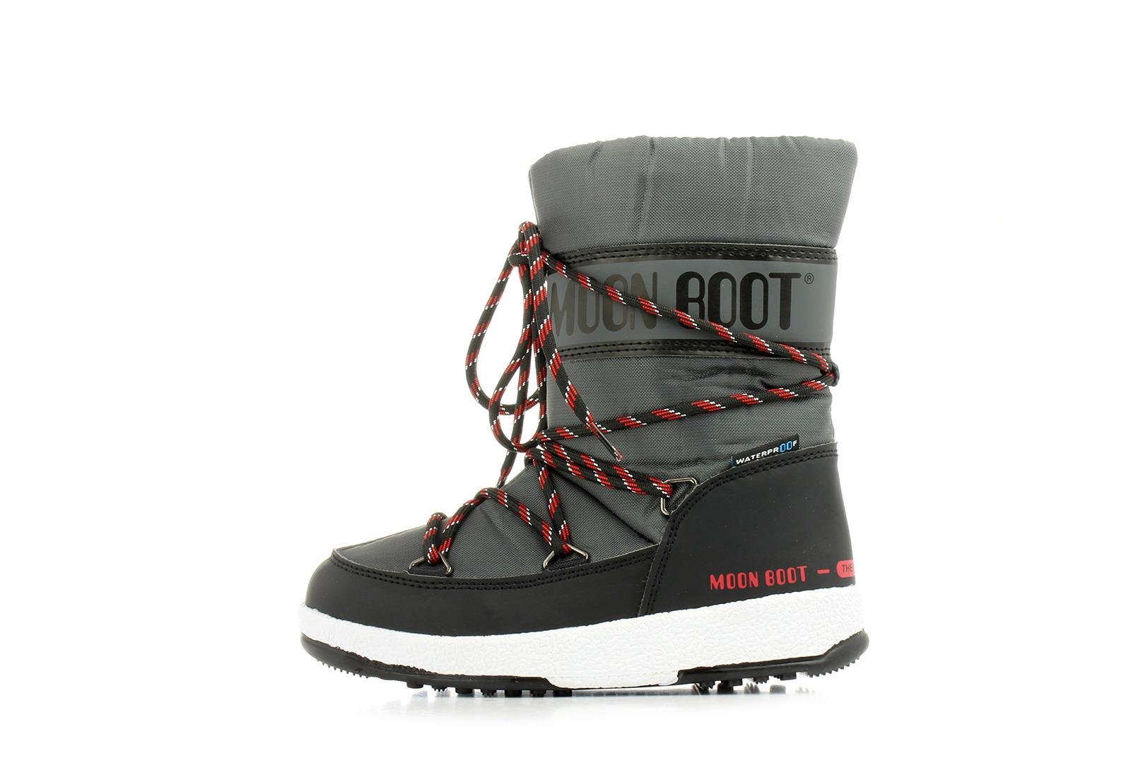 0e669a831a5 Moon Boot Vysoké Boty - Sport Wp - 34051300-005Tenisky