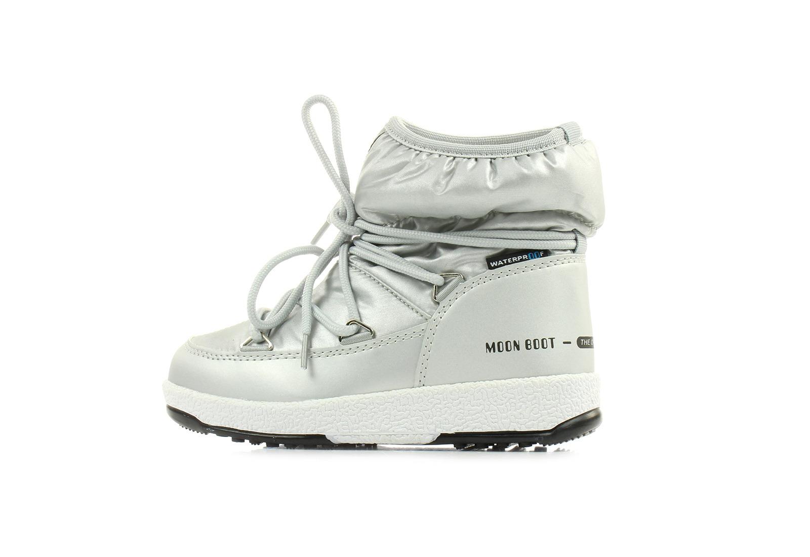 e154d72bc29 Moon Boot Vysoké boty - Low Nylon Wp - 34051800-002Tenisky