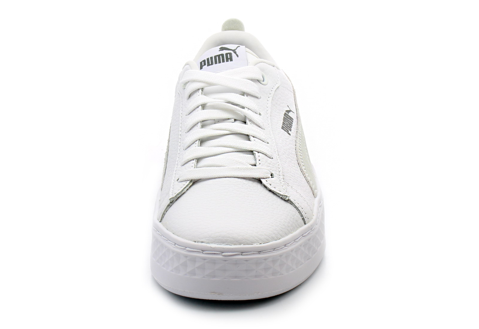 96e0f58ad1 Puma Cipő - Puma Smash Platform L - 36648706-wht - Office Shoes ...