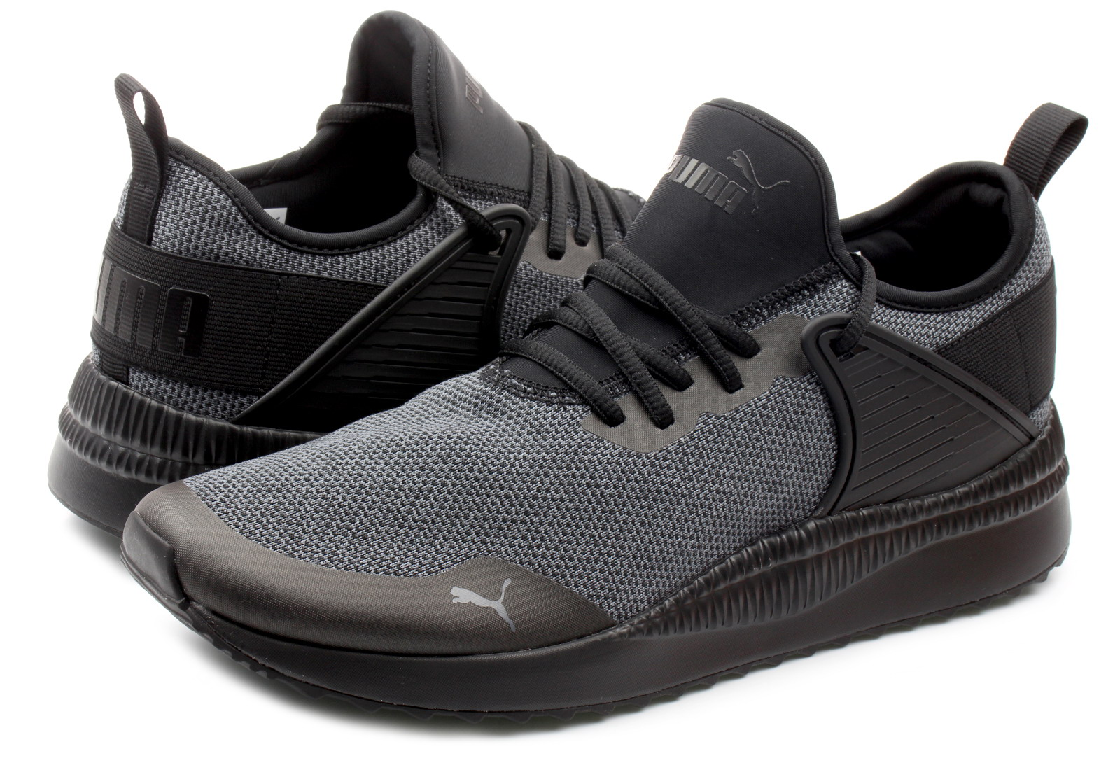 Puma Shoes - Pacer Next Cage Knit - 36666304-gry - Online shop for ... f75c91ae1