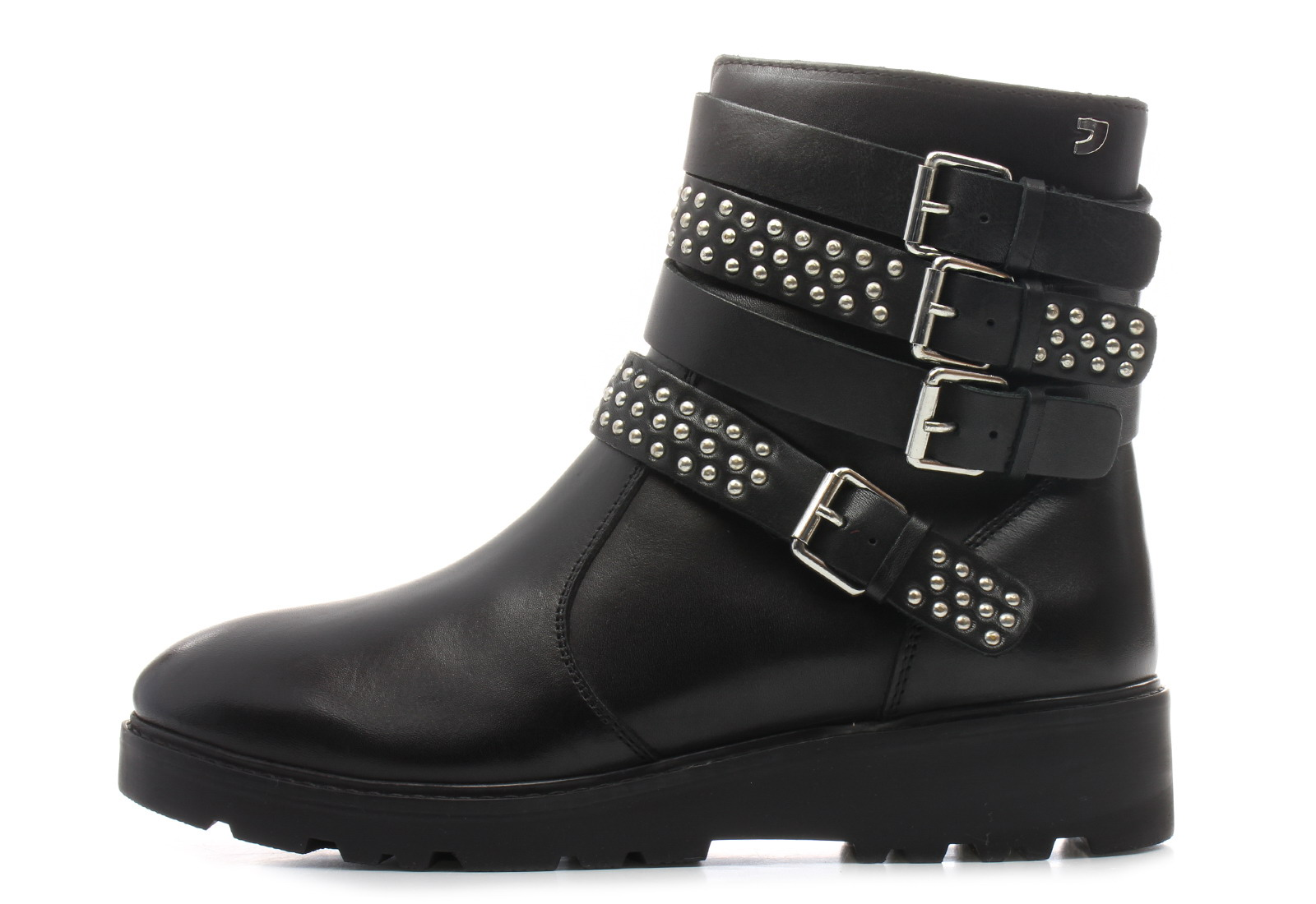 5d7248e14a Gioseppo Casual Crna Čizme - Gioseppo 46453 - Office Shoes - Online ...