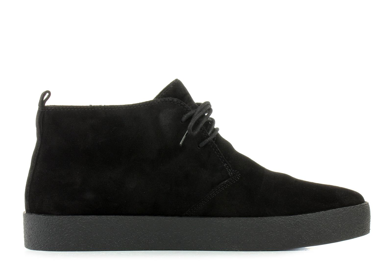 Vásárlás: Vagabond Luis Cipő Fekete Férfi cipő árak