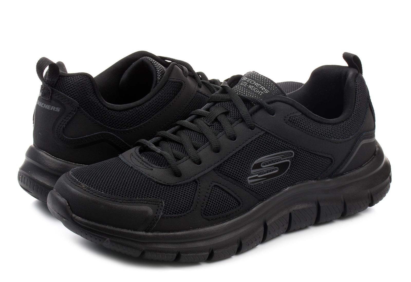 Skechers Equalizer Férfi cipő, Szürke, 44