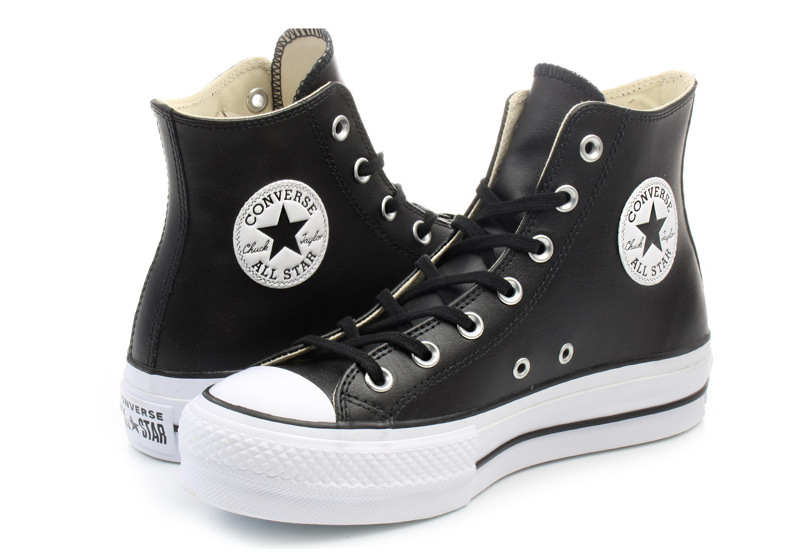 d8db953f1e71 Converse Sneakers - Chuck Taylor All Star Lift Hi - 561675C - Online ...