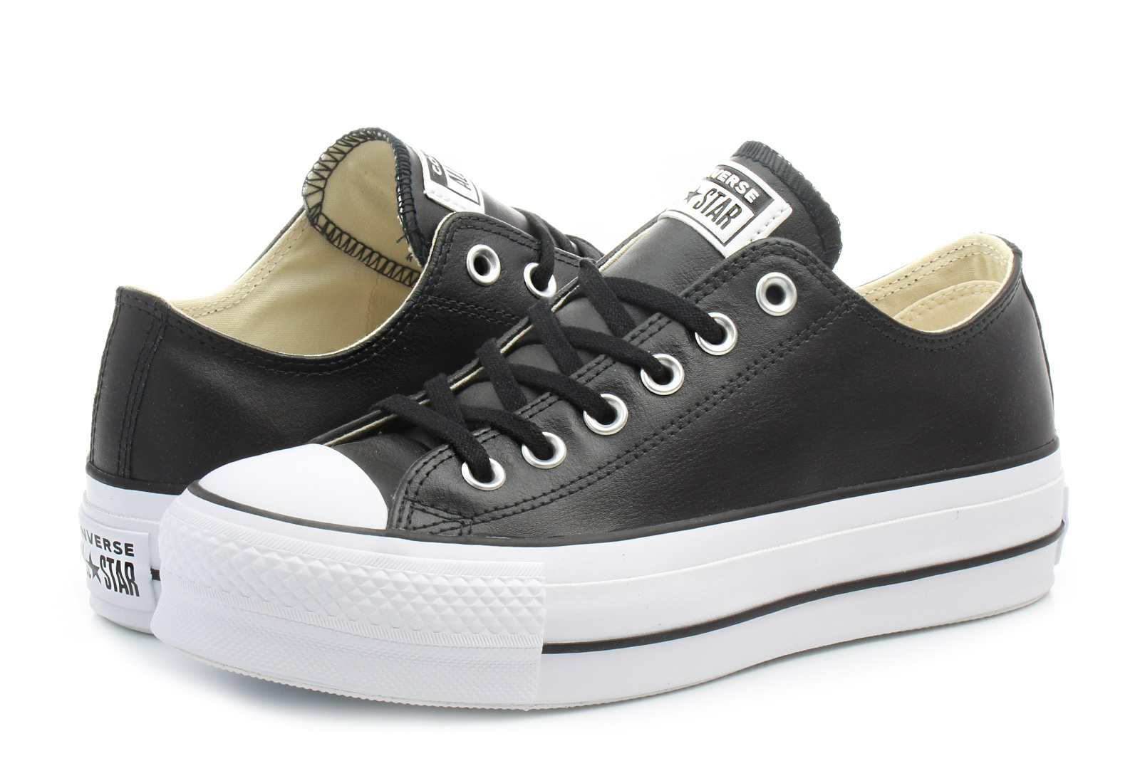 89df3e55154b Converse Sneakers - Chuck Taylor All Star Lift Ox - 561681C - Online ...