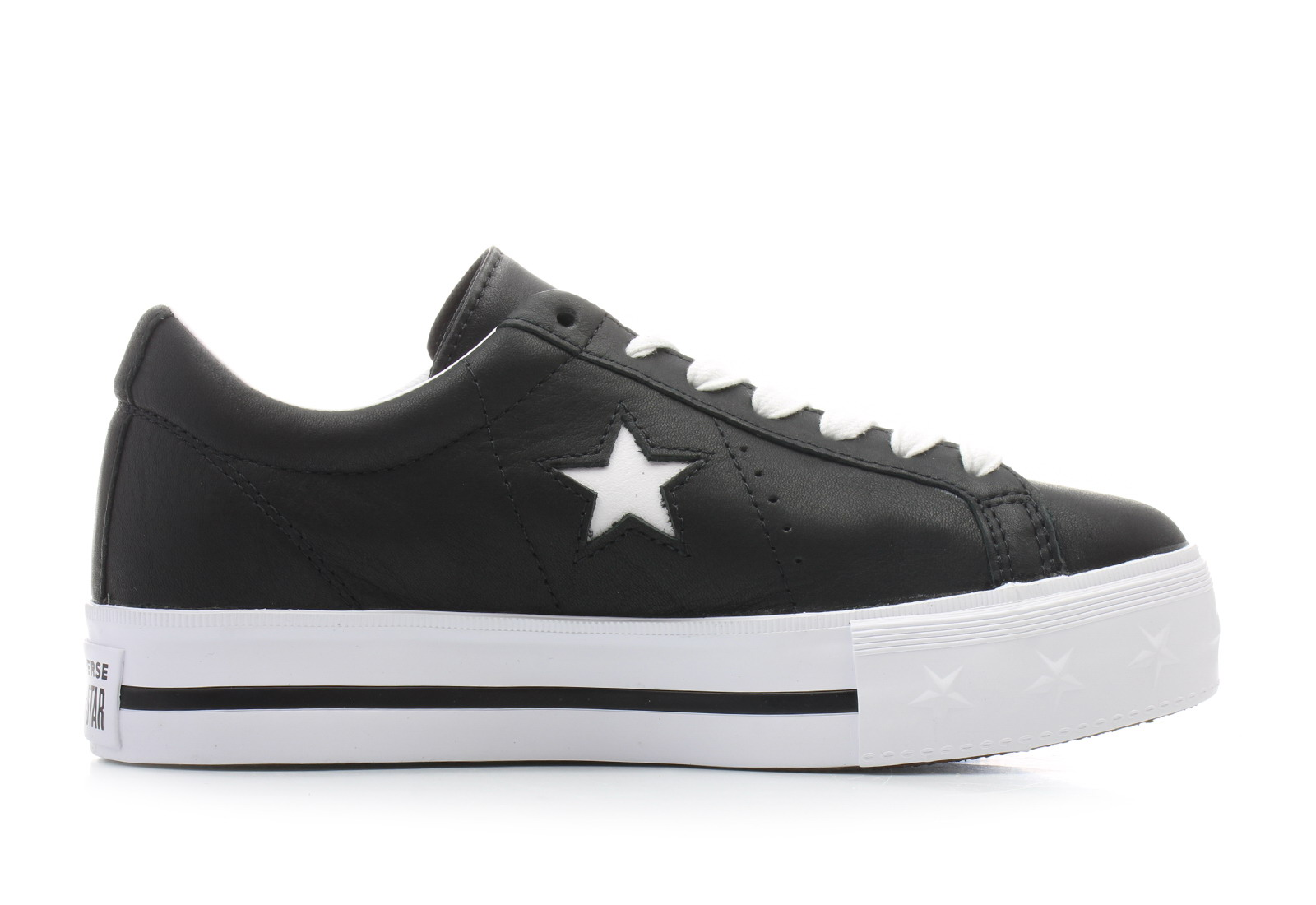promo code 30677 2b051 Converse Sneakers First String One Star 90s Platform Ox 5