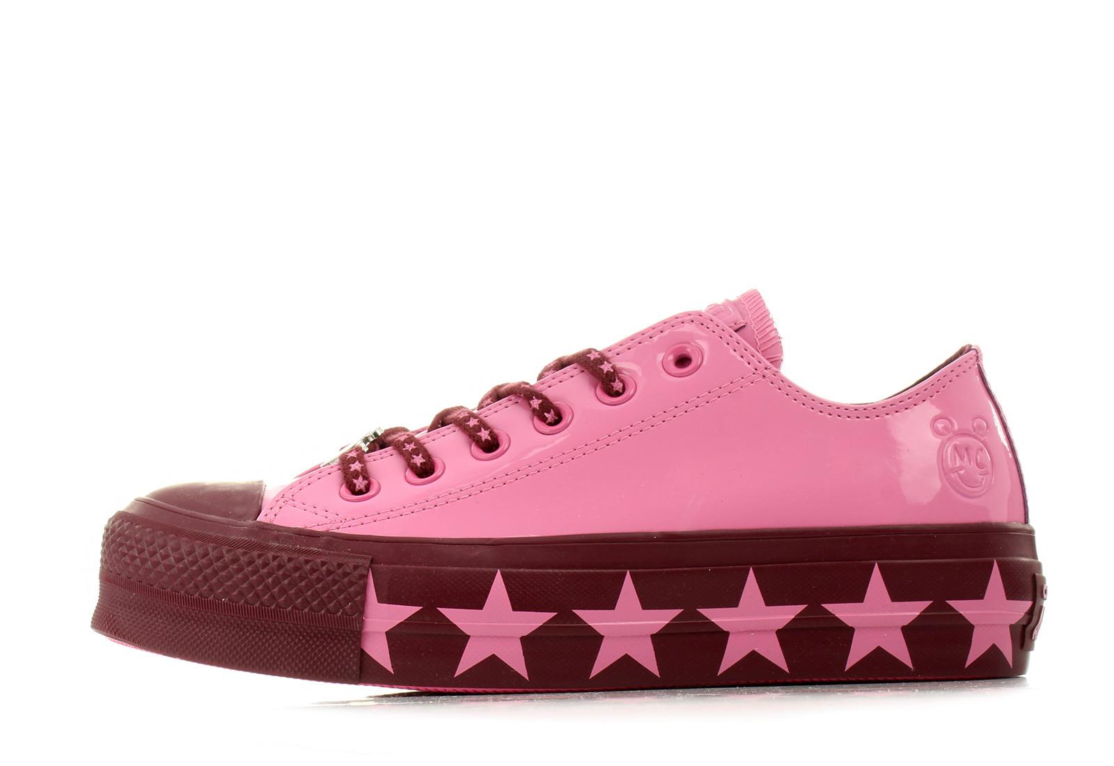 Converse Nízké Boty - Chuck Taylor All Star Miley Cyrus Lift ... a1e06f63c93