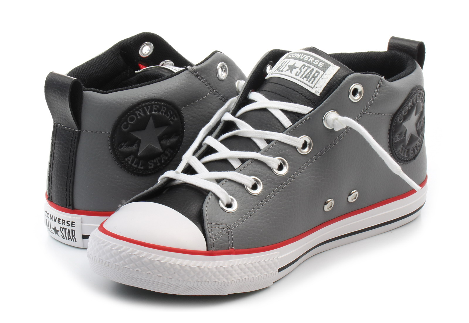 fe28e84785b5 Converse Sneakers - Chuck Taylor All Star Street Mid - 661888C ...