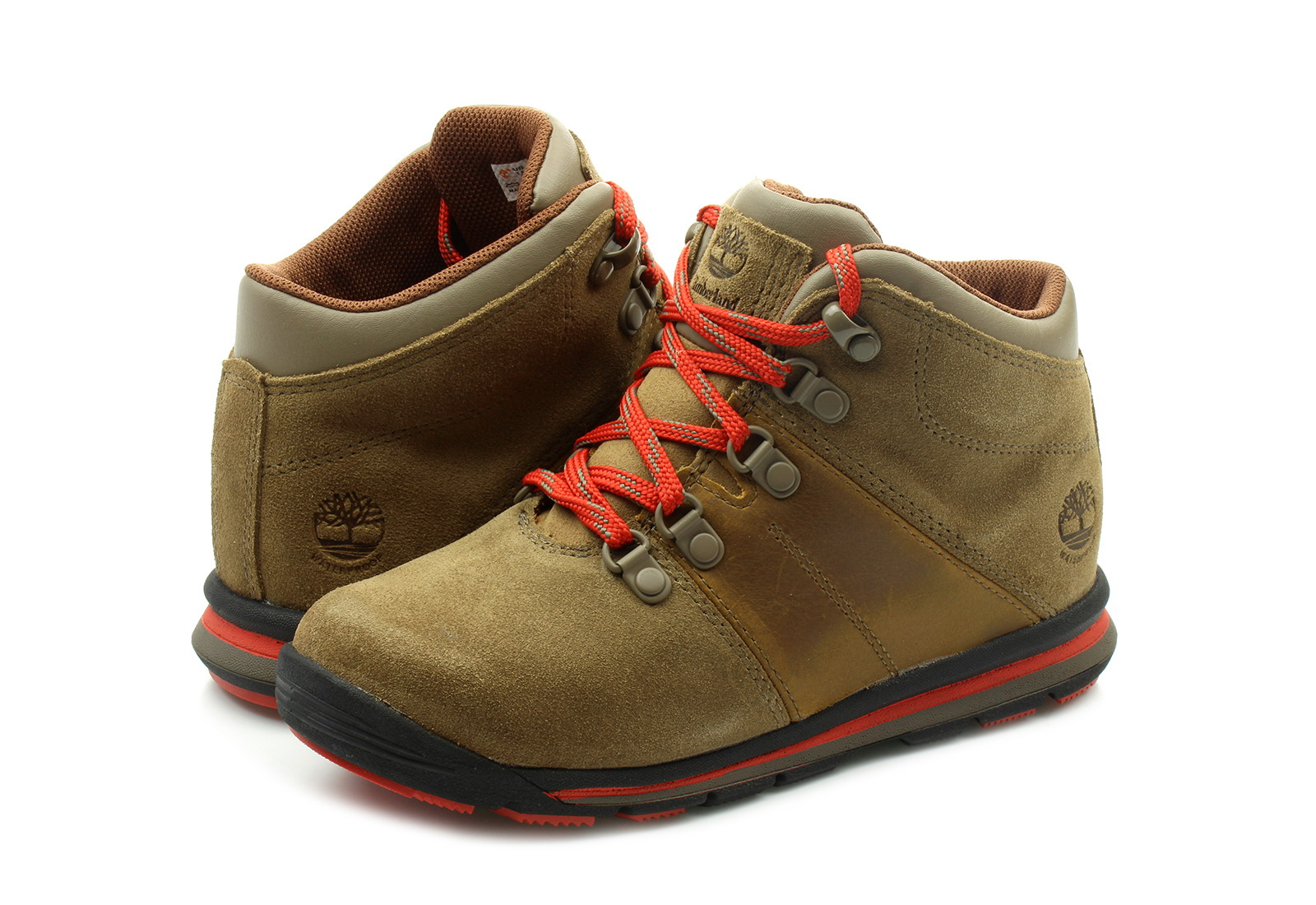 68347193f3b6 Timberland Boots - Gt Rally Mid Wp - A1QCJ-tor - Online shop for ...