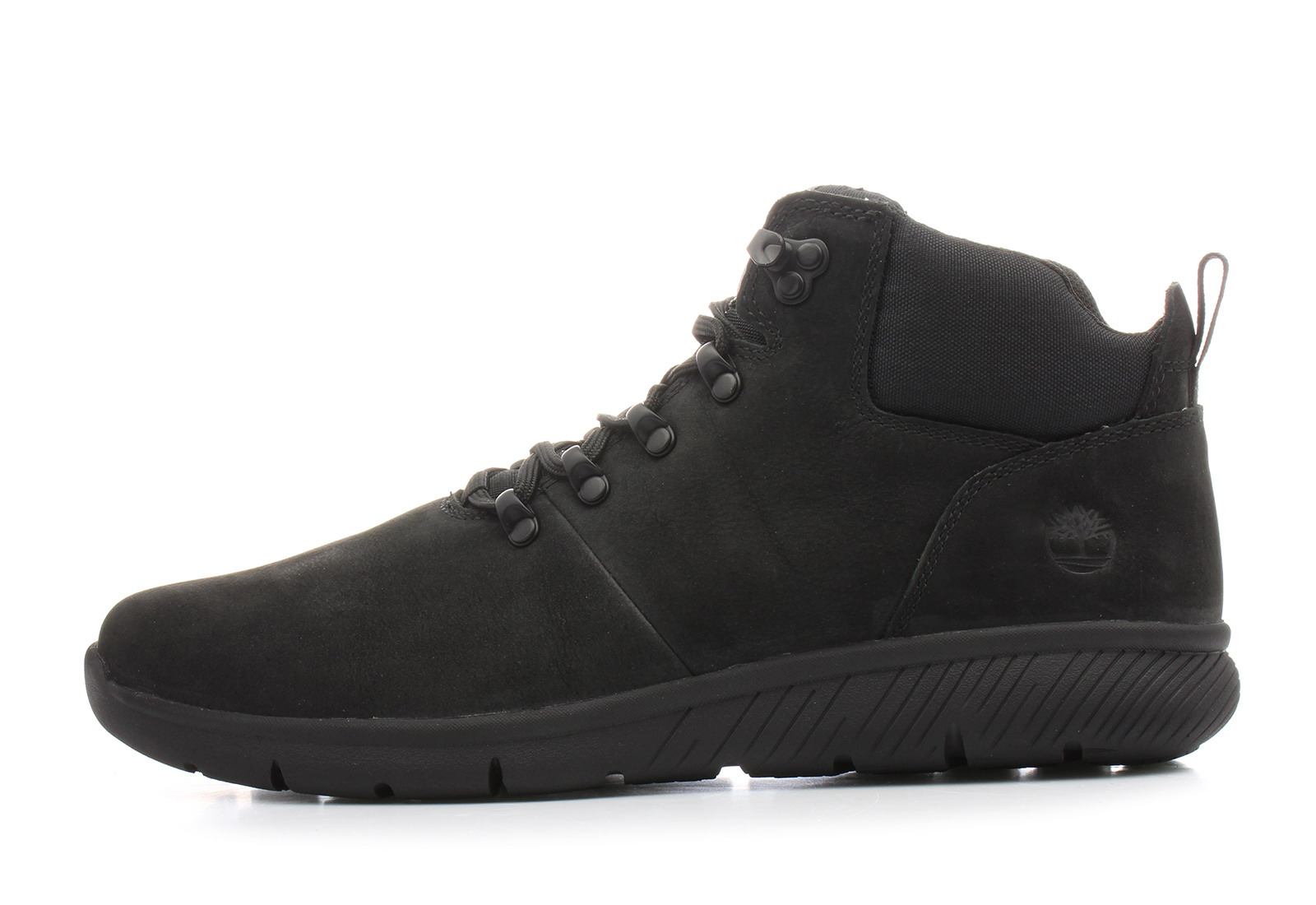 6957a3bc Timberland Buty Zimowe - Boltero Leather Hiker Wr - A1R1S-blk ...