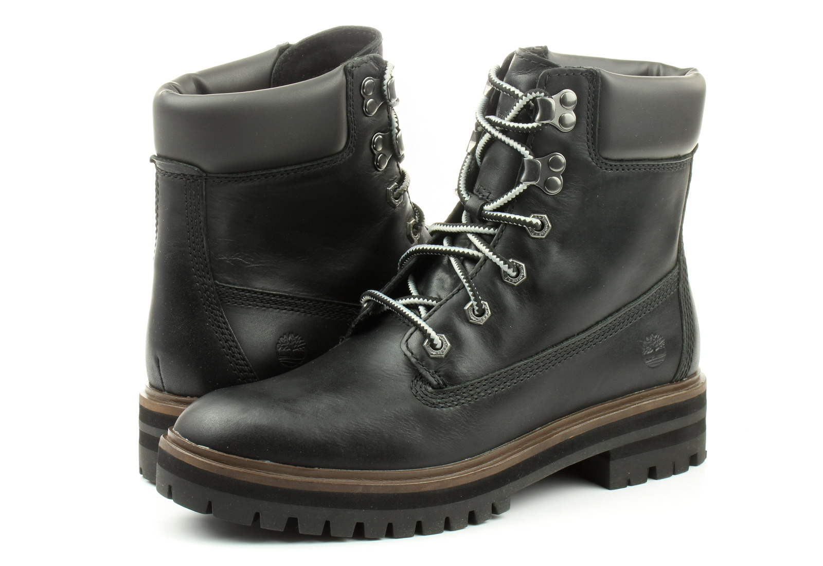 Timberland Topánky - London Square 6in Boot - A1RCH-blk - Tenisky ... 7c0c3f0c3a6