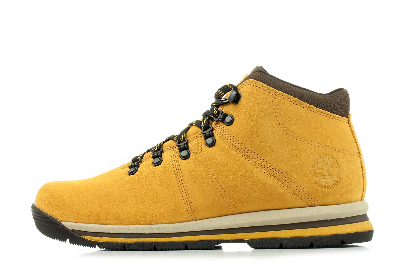 ea04df8c54d6 Timberland Topánky - Gt Rally Mid Leather Wp - A1RJ7-whe - Tenisky ...