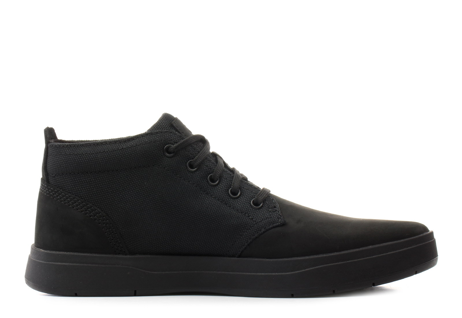 Timberland Shoes Davis Square Chukka A1t16 Blk