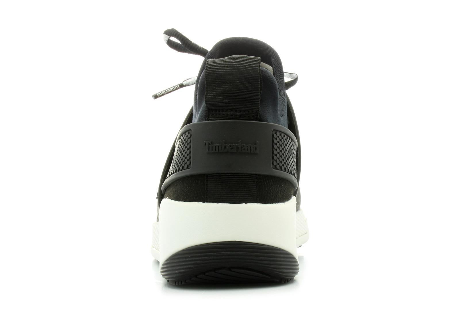 Timberland Cipo Kiri Up Knit Oxford A1UJW blk Office Shoes Magyarország
