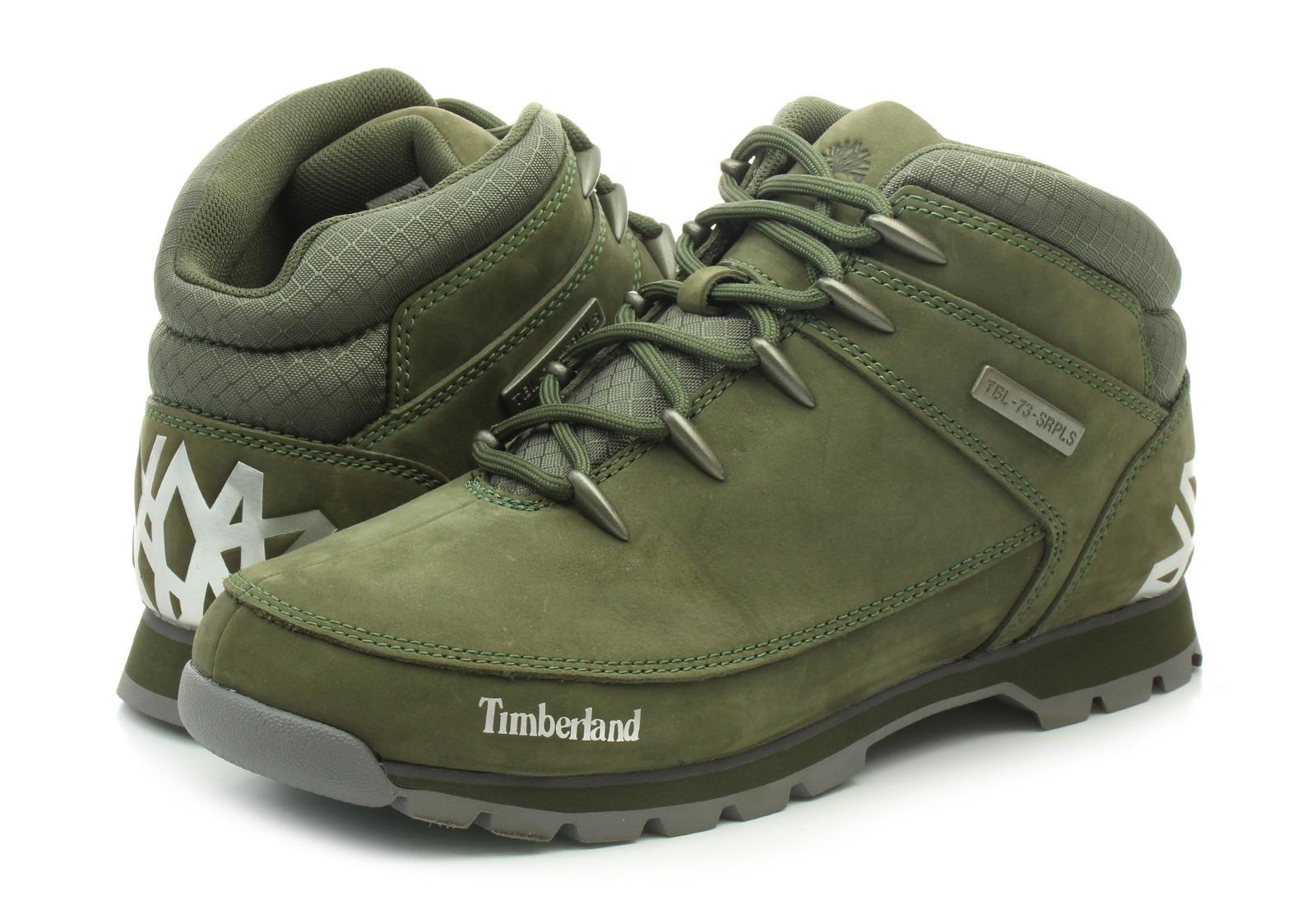 Timberland Topánky - Euro Sprint Hiker - A1VR9-grn - Tenisky ... 1aece58af92