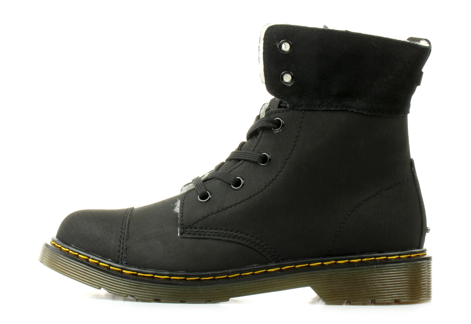 abb8b84be9 Dr Martens Bakancs - Aimilita Y - DM24133001 - Office Shoes Magyarország