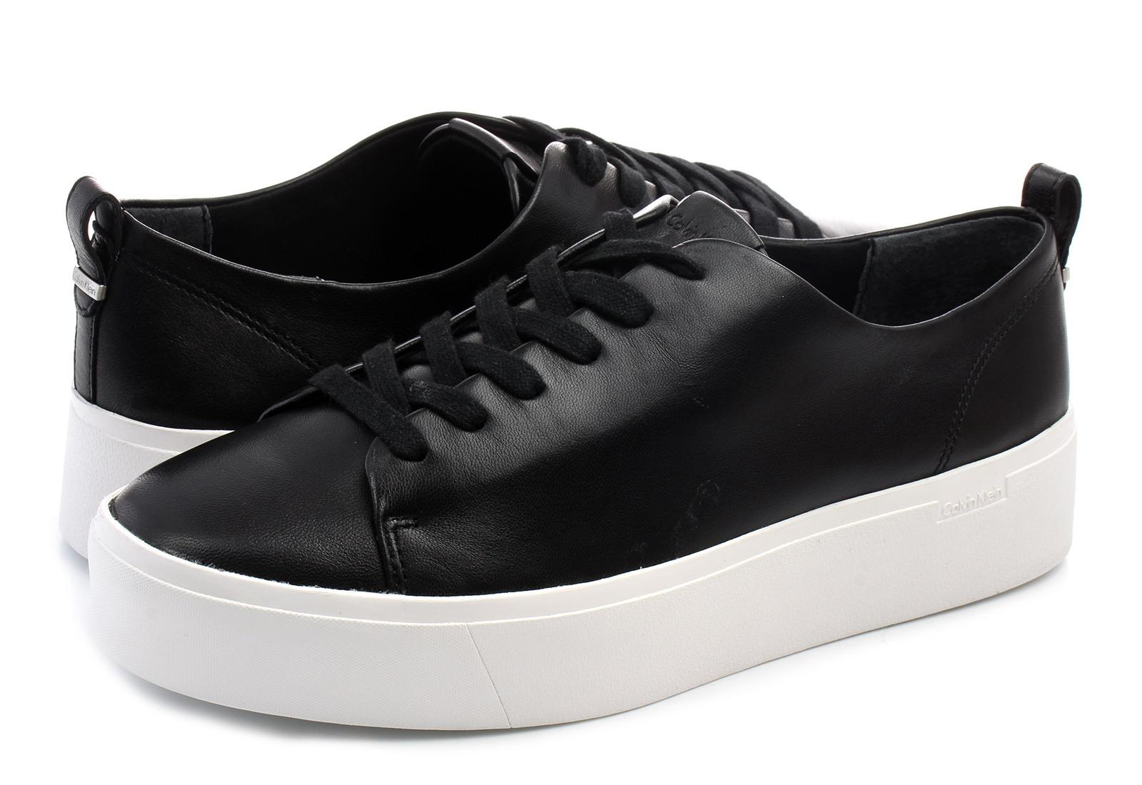 c7bd516634 Calvin Klein Black Label Cipő - Janet - E6539-BLK - Office Shoes ...