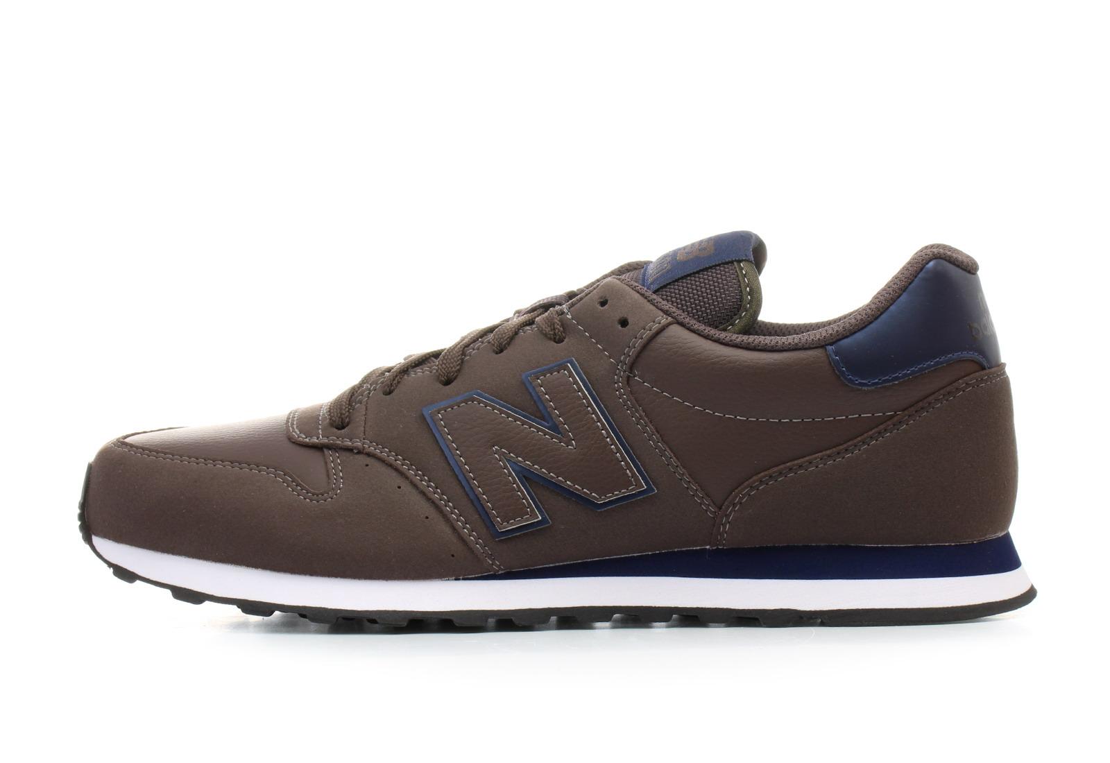 new balance gm500 brown