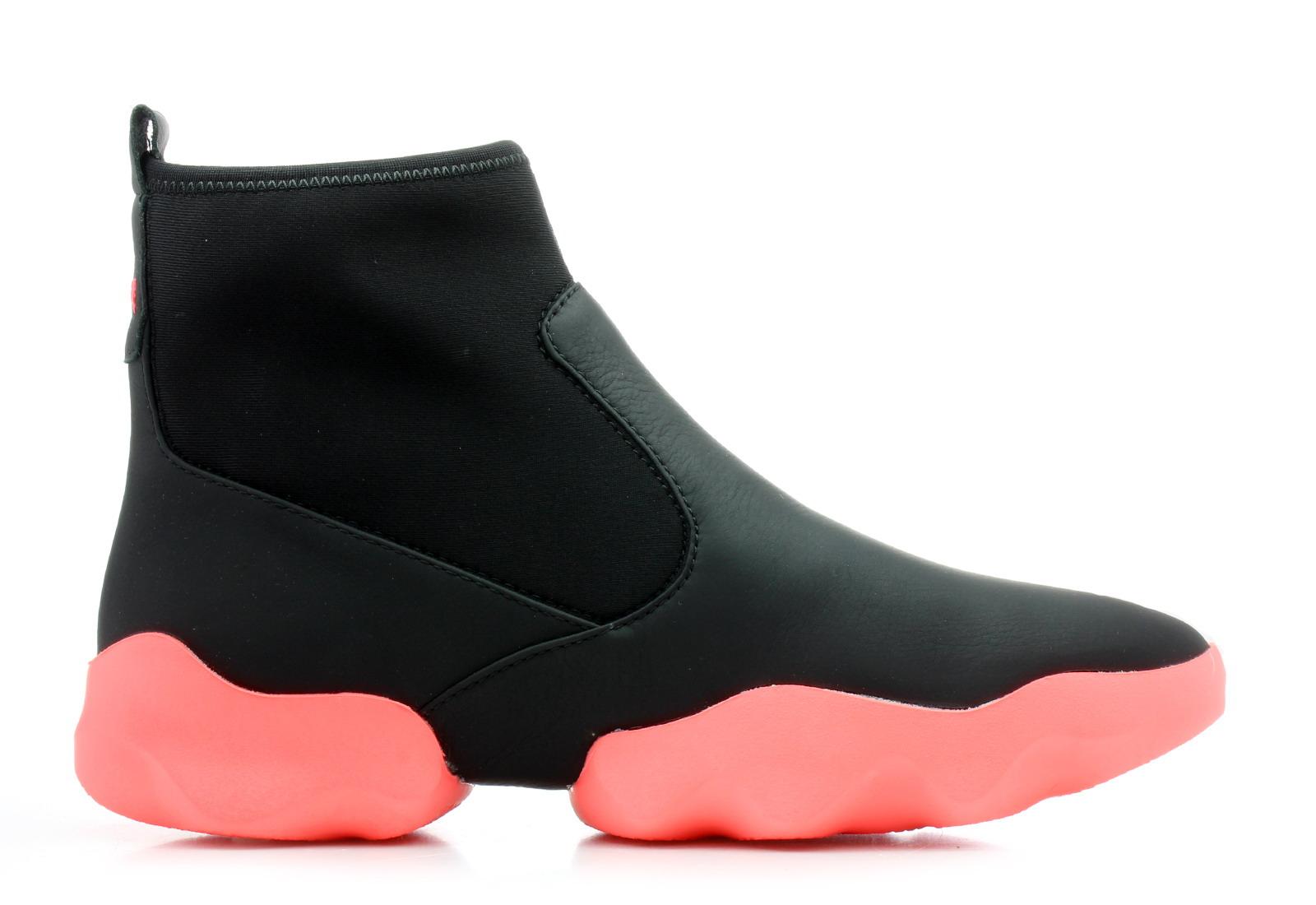 Camper Shoes With Red Platform