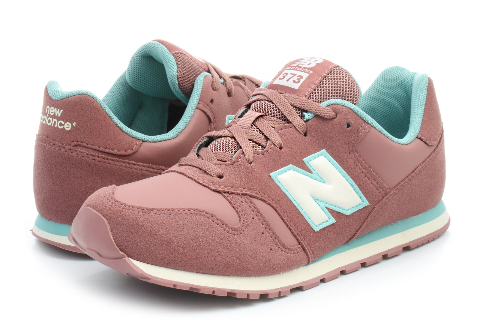 New Balance Cipő - Kj373 - KJ373NTY - Office Shoes Magyarország e956389846