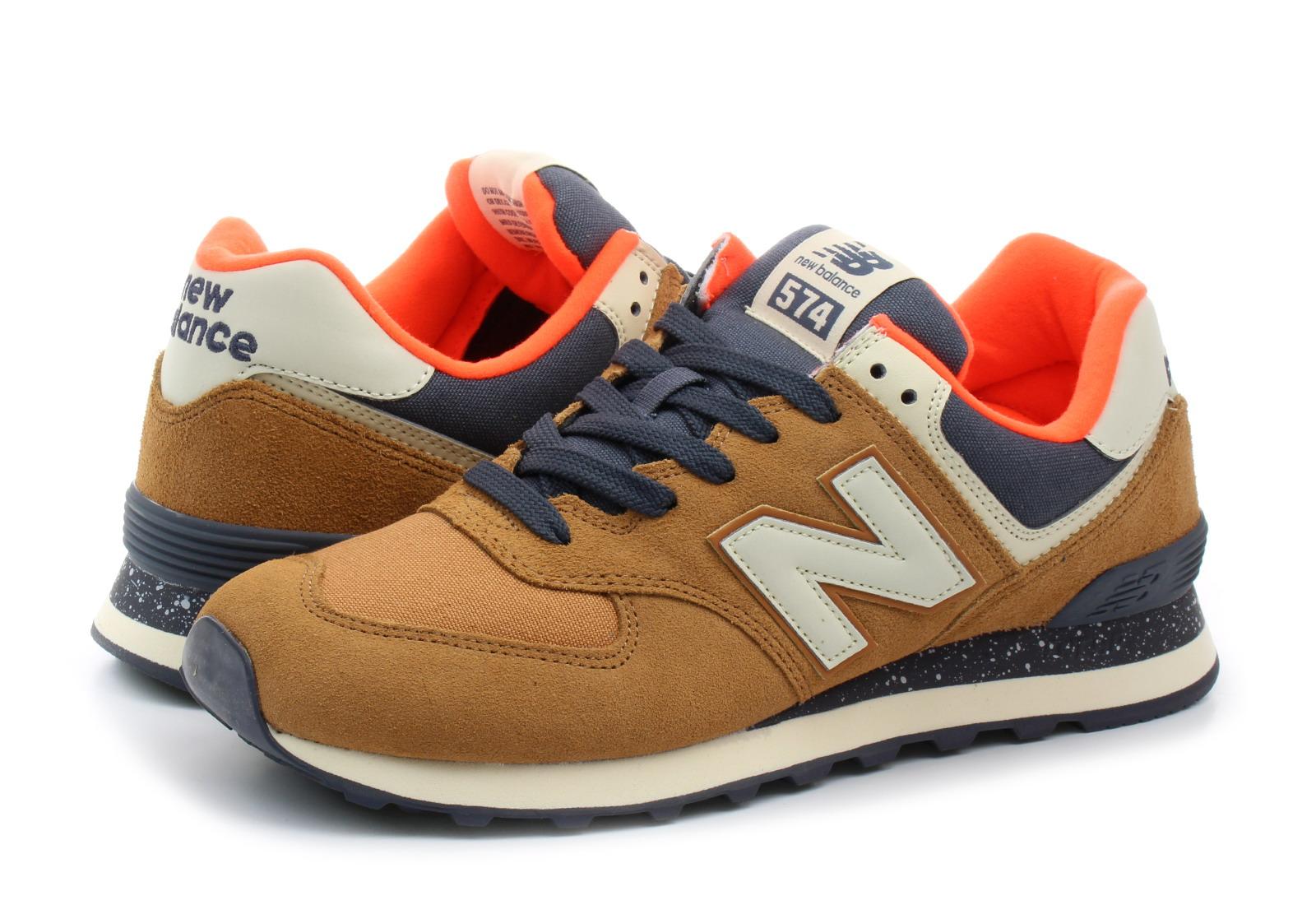 New Balance Cipő - Ml574 - ML574HVB - Office Shoes Magyarország 96de53956c