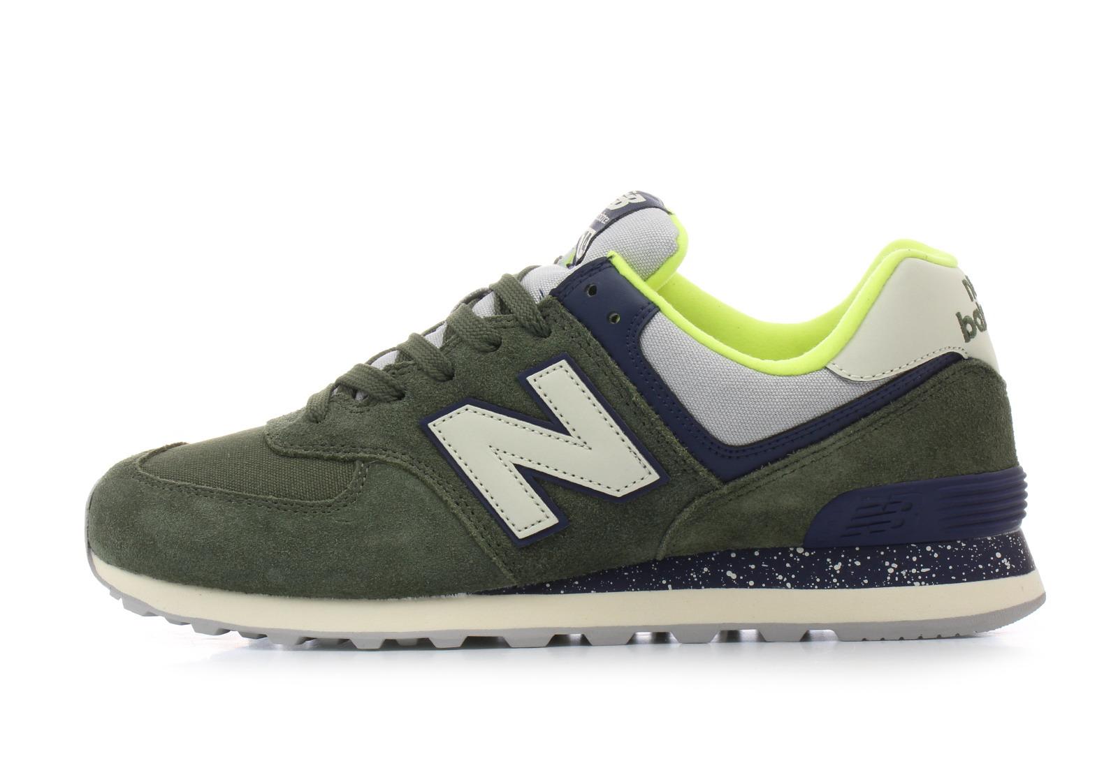 e58ade8141b New Balance Niske Cipele Zelene Cipele - Ml574 - Office Shoes - Online  trgovina obuće