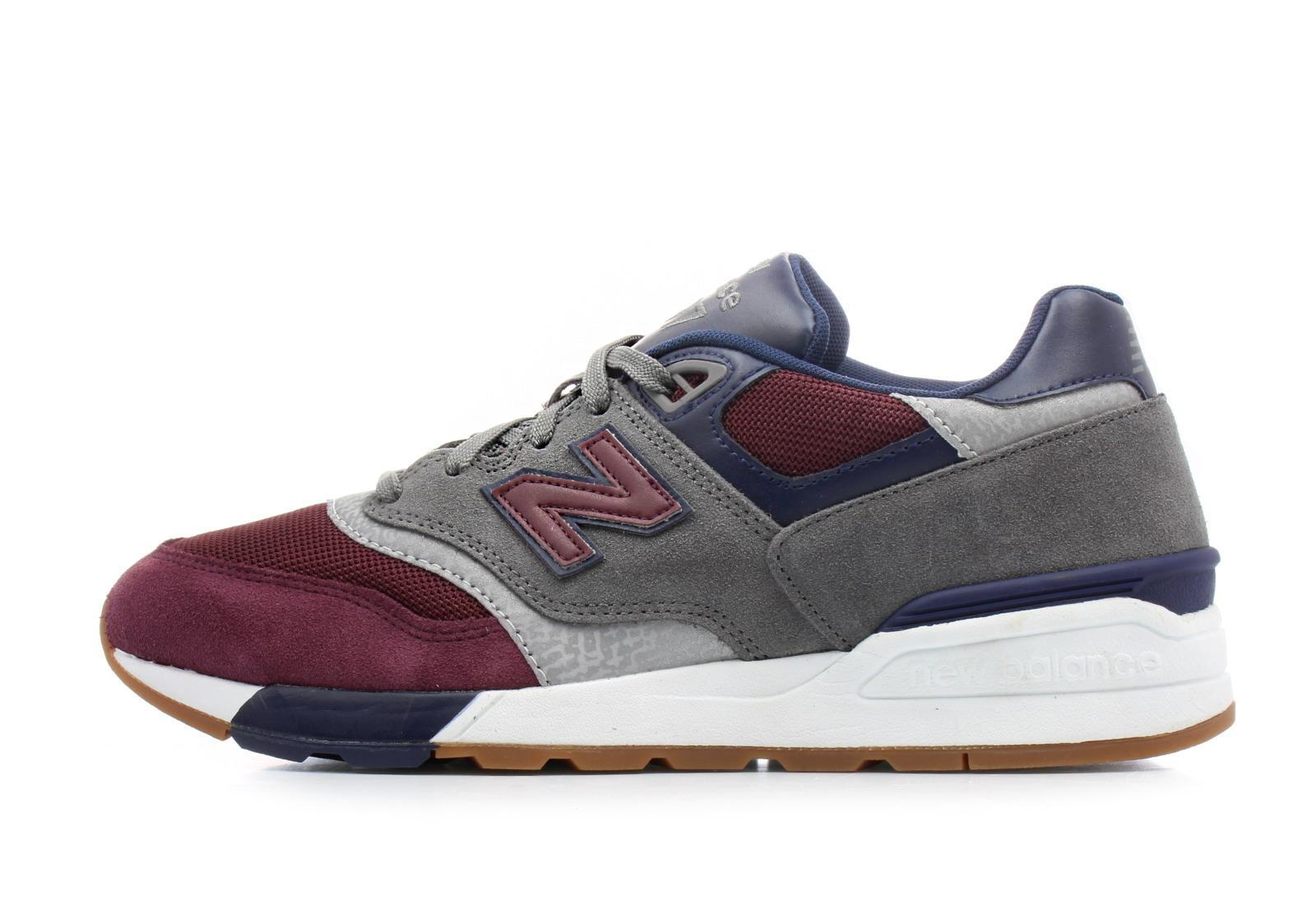 b44a39525ca New Balance Niske Cipele Sive Cipele - Ml597 - Office Shoes - Online  trgovina obuće