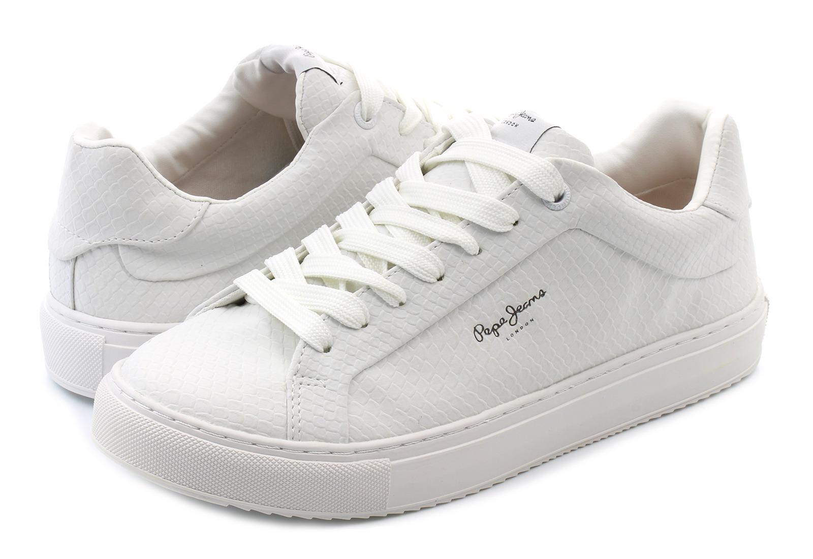 Pepe Jeans Cipő - Adams - PLS30603802 - Office Shoes Magyarország b0744615e4