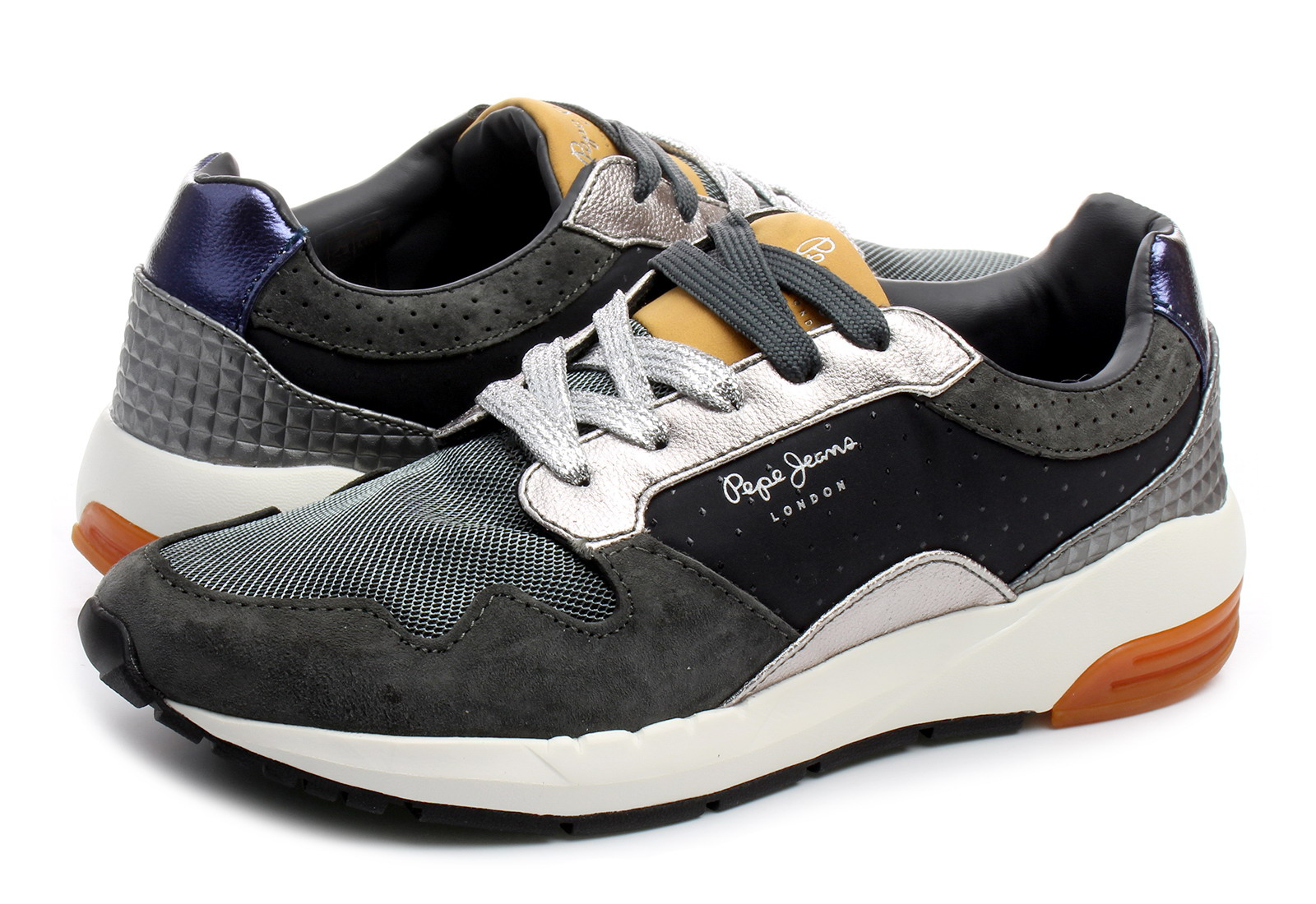 Pepe Jeans Cipő - Foster - PLS30680958 - Office Shoes Magyarország b3cab1de1d