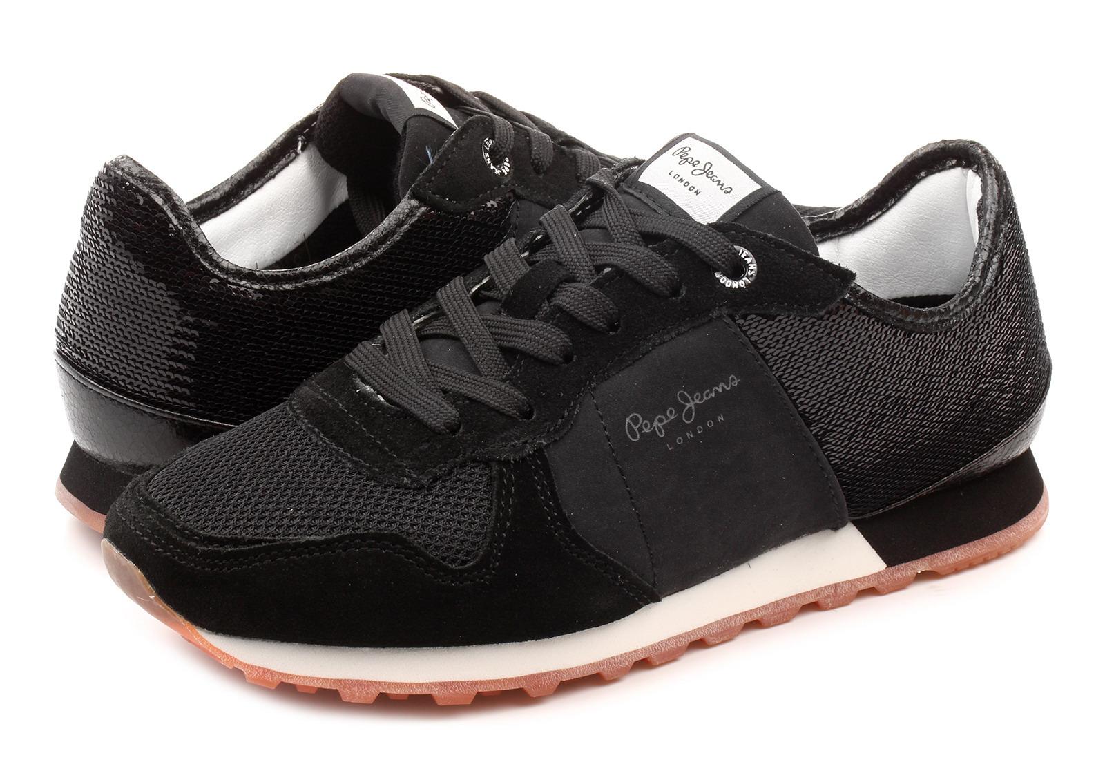 Pepe Jeans Cipő női fekete