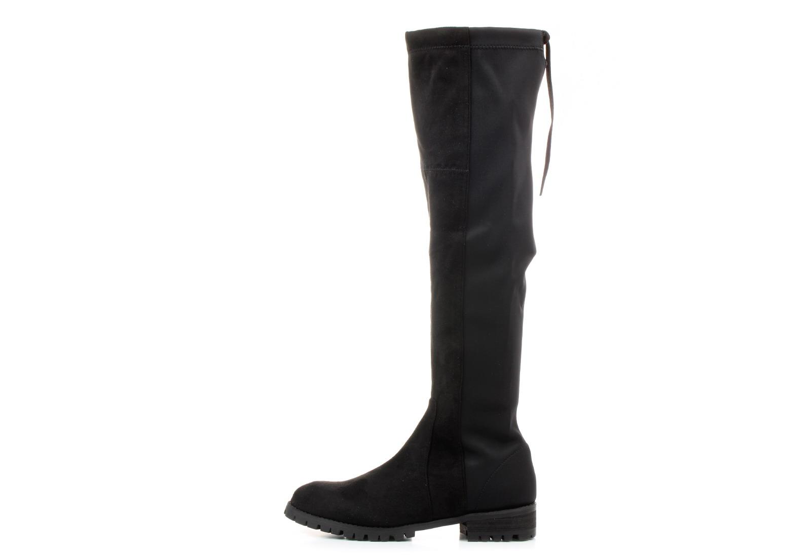 613b4e12 Pepe Jeans Wysokie Buty - Amy - PLS50343999 - Obuwie i buty damskie ...