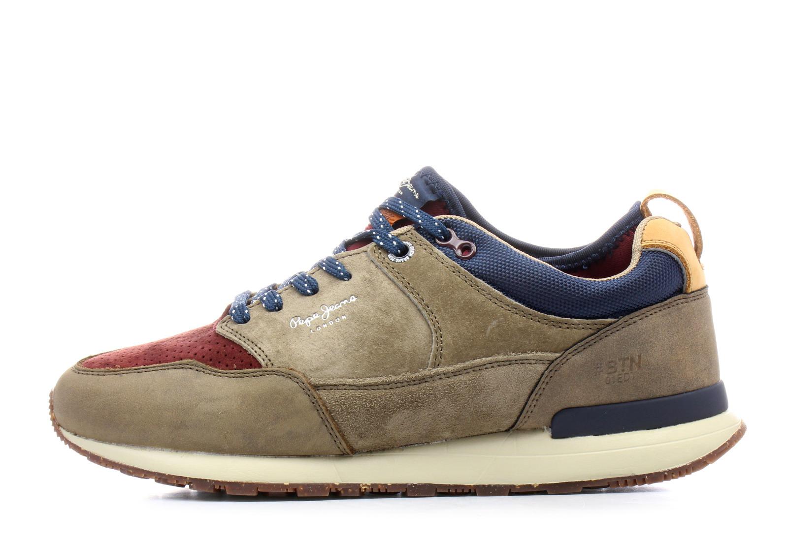 Pepe Jeans Cipő - Btn - PMS30473884 - Office Shoes Magyarország 81d1ab449a