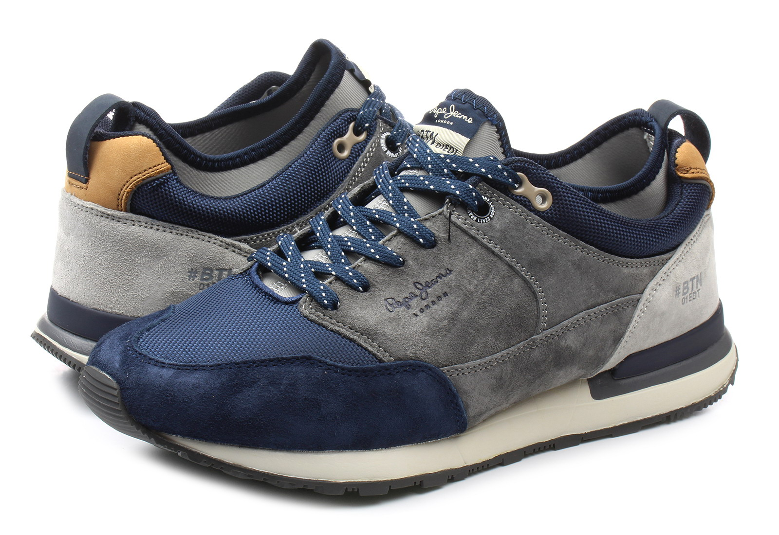 Pepe Jeans Shoes - Btn - PMS30474595 - Online shop for sneakers ... 1fa1b4c809