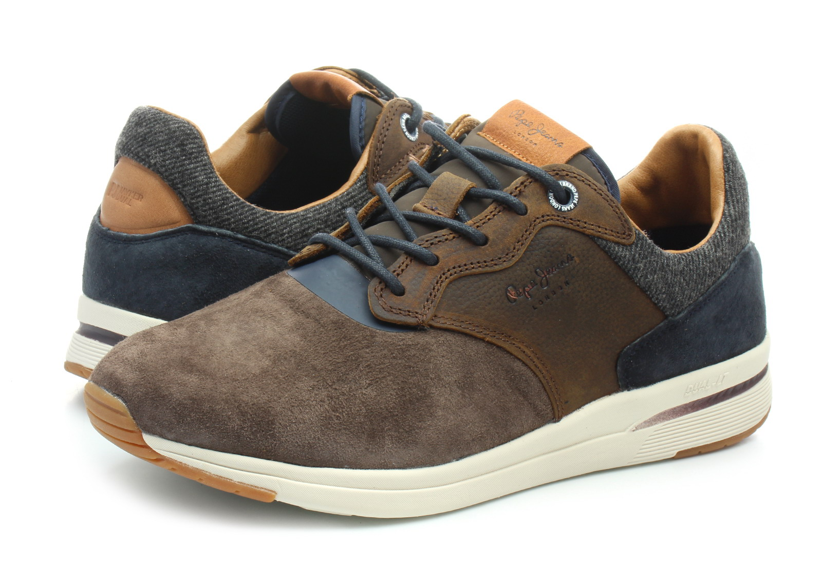 3ad2410f28c Pepe Jeans Shoes - Jayker - PMS30481884 - Online shop for sneakers ...