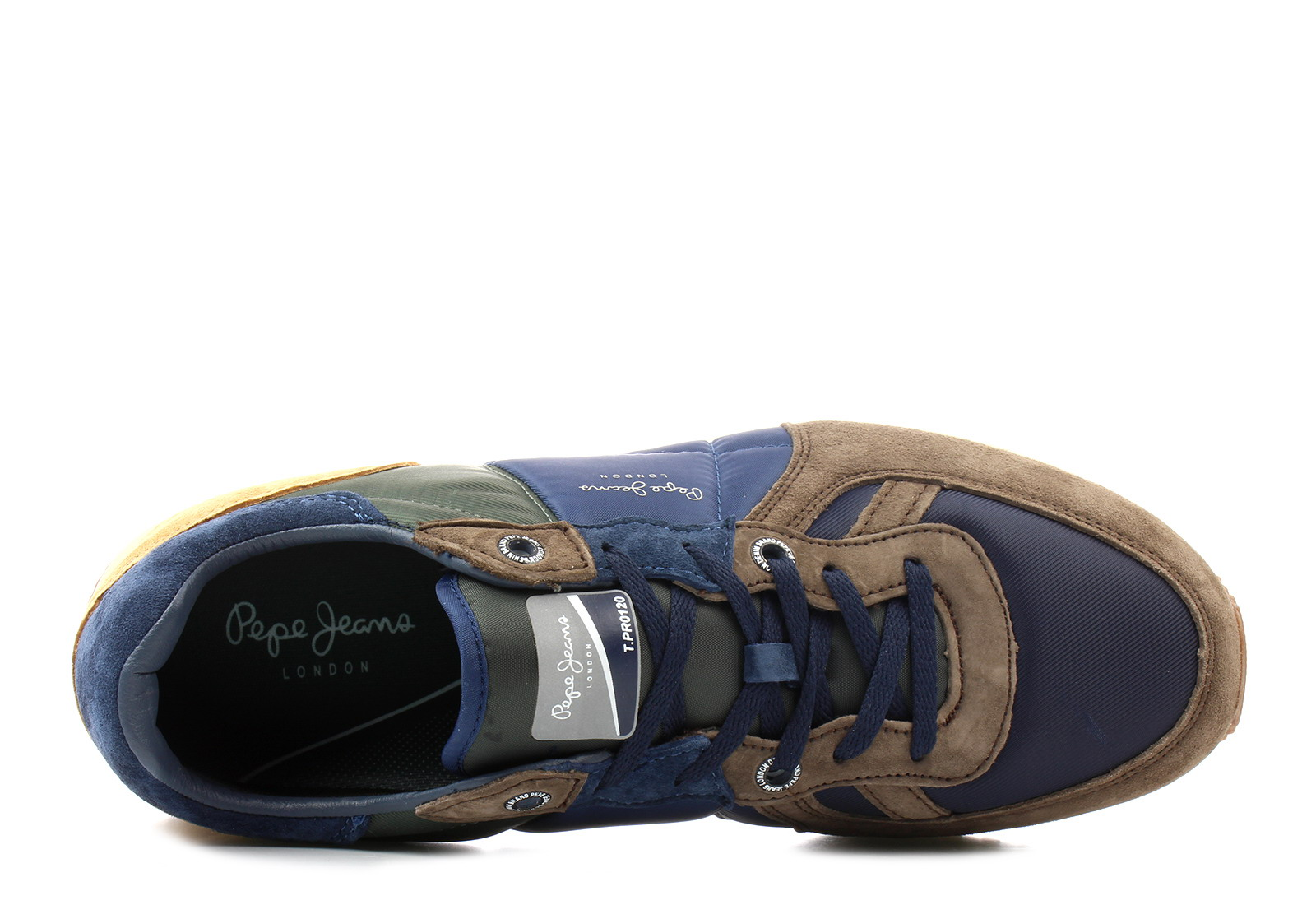 Pepe Jeans Shoes - Tinker - PMS30485884 - Online shop for sneakers ... 0f658313fe