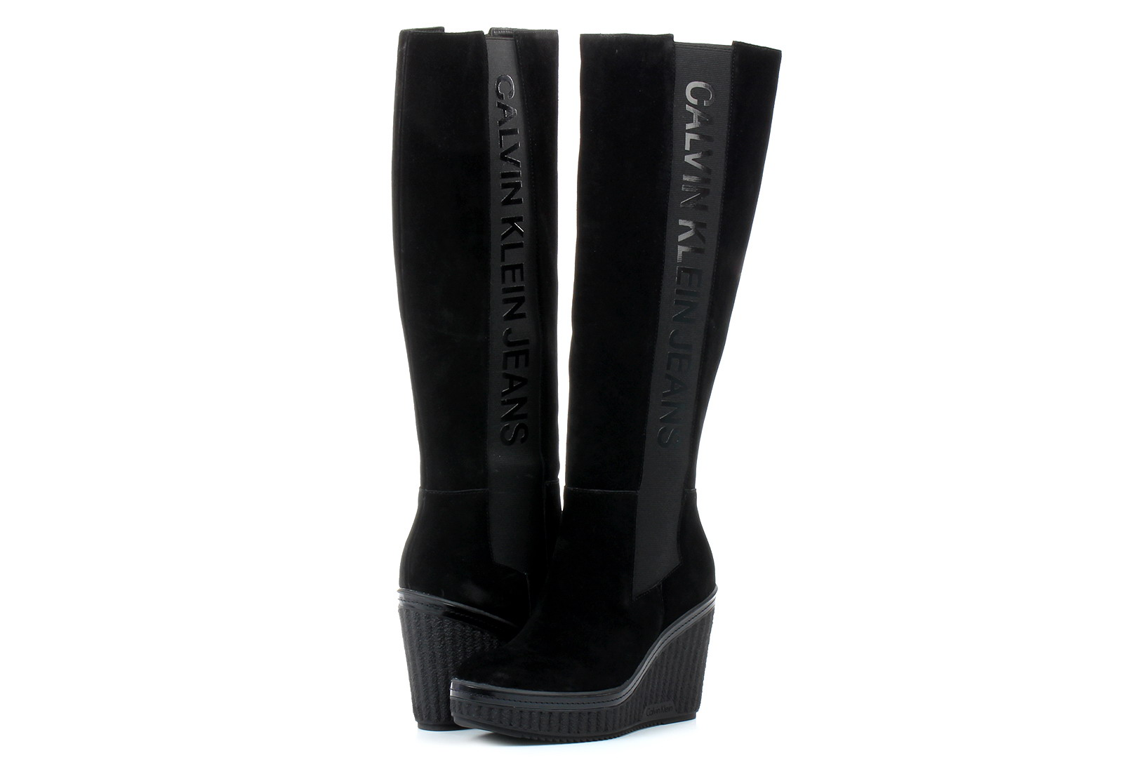 Calvin Klein Jeans Csizma - Selene - RE9766-BLK - Office Shoes ... 971f75879e