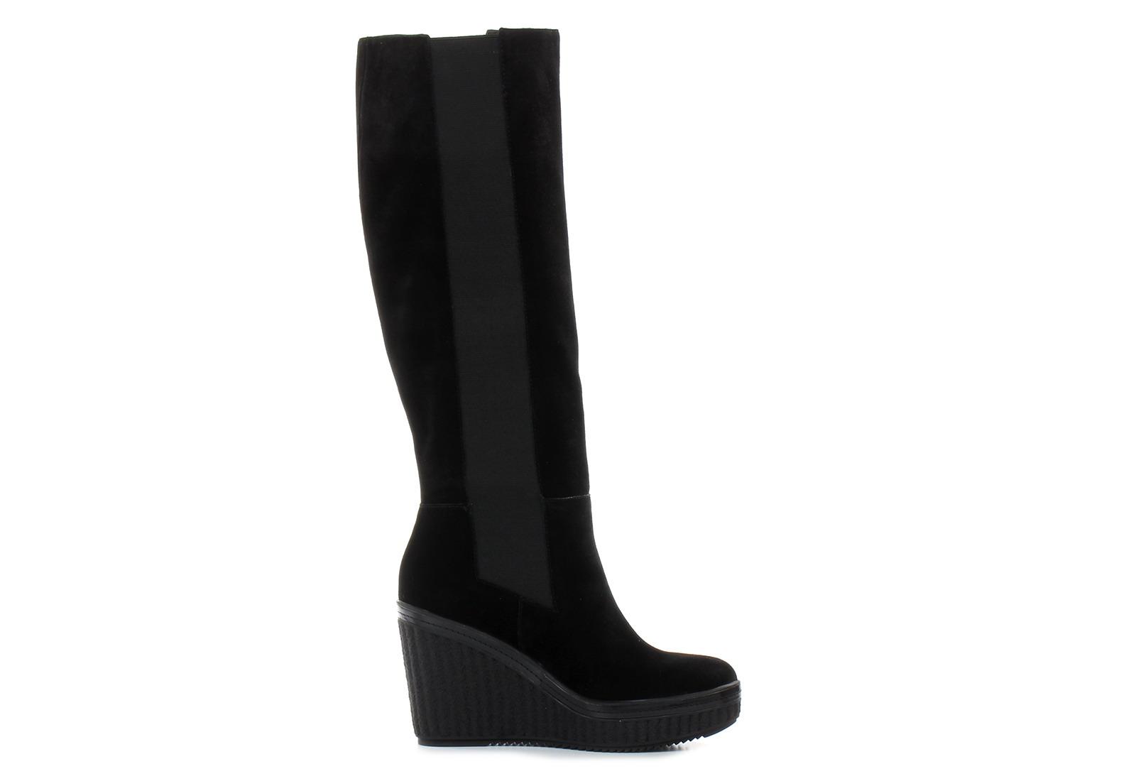 0f94cba858 Calvin Klein Jeans Csizma - Selene - RE9766-BLK - Office Shoes ...