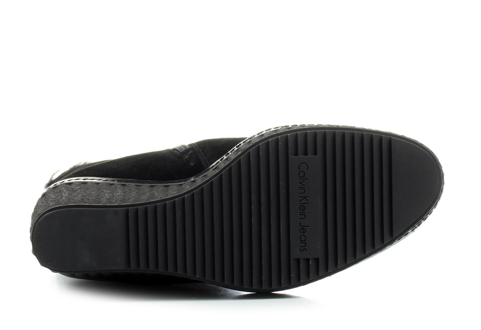 Calvin Klein Jeans Vysoké Topánky f2eacd2248b