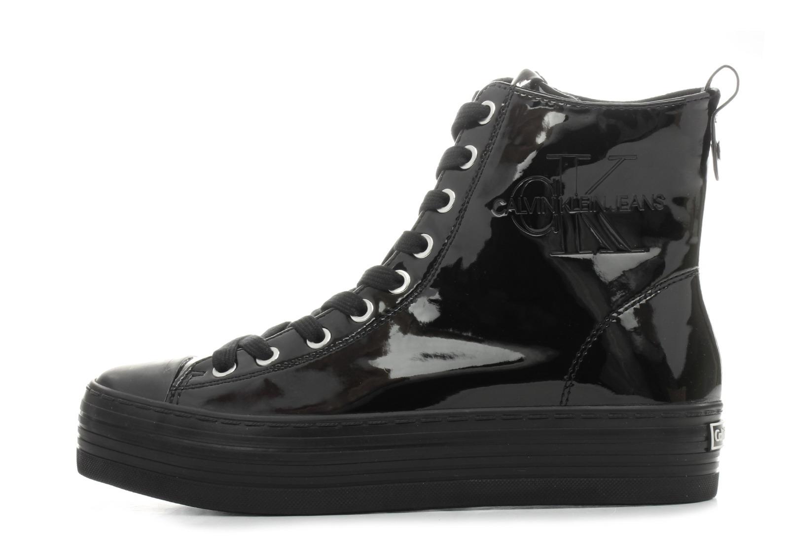 5b552e170d Calvin Klein Jeans Cipő - Zazah - RE9793-BLK - Office Shoes Magyarország