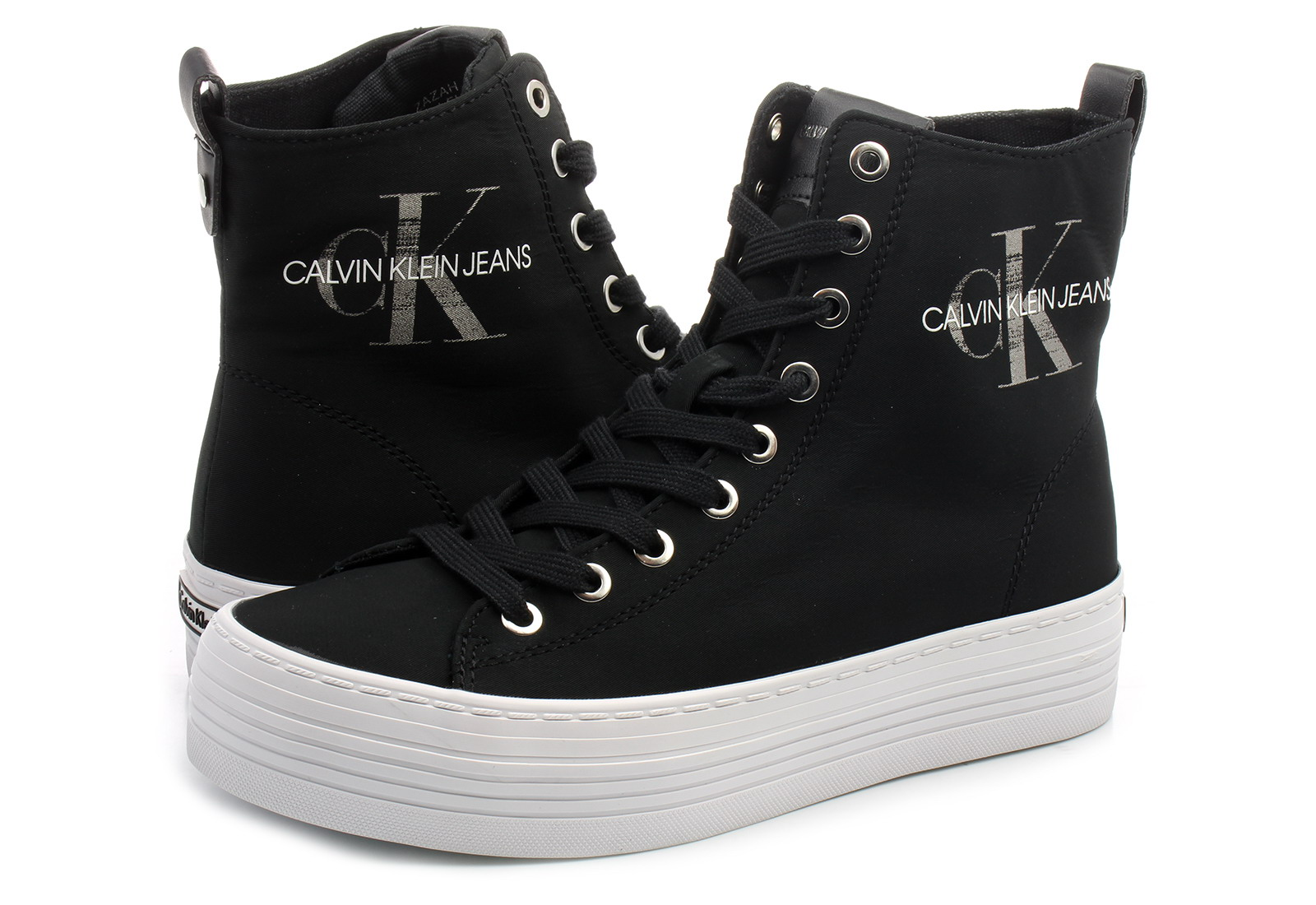 00d4785137 Calvin Klein Jeans Shoes - Zazah - RE9794-BLK - Online shop for ...