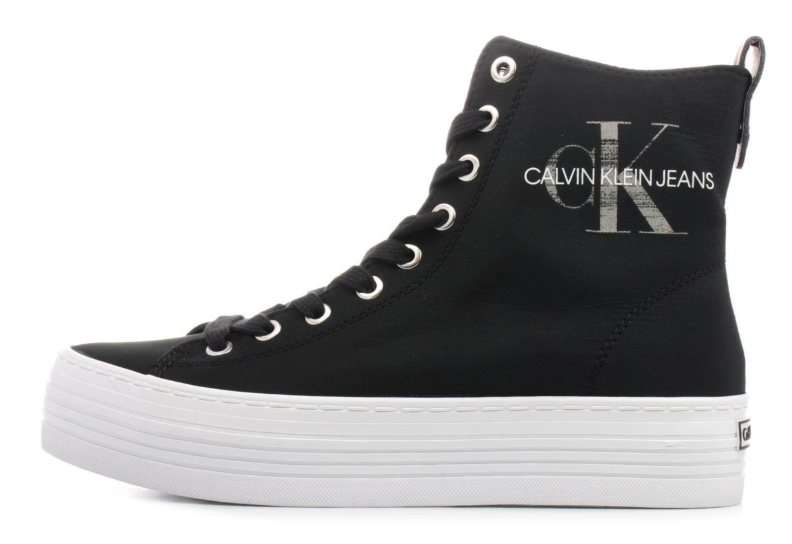 35c1355a25 Calvin Klein Jeans Topánky - Zazah - RE9794-BLK - Tenisky