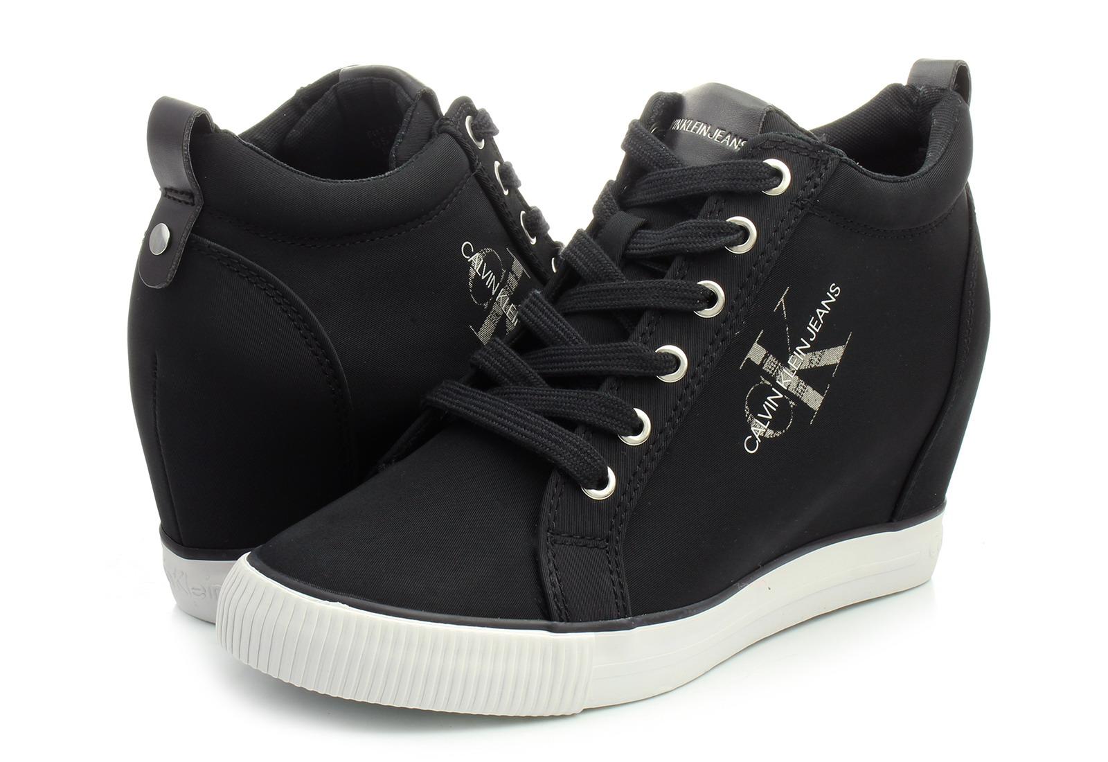 e192249fe2 Calvin Klein Jeans Cipő - Ritzy - RE9800-BLK - Office Shoes Magyarország