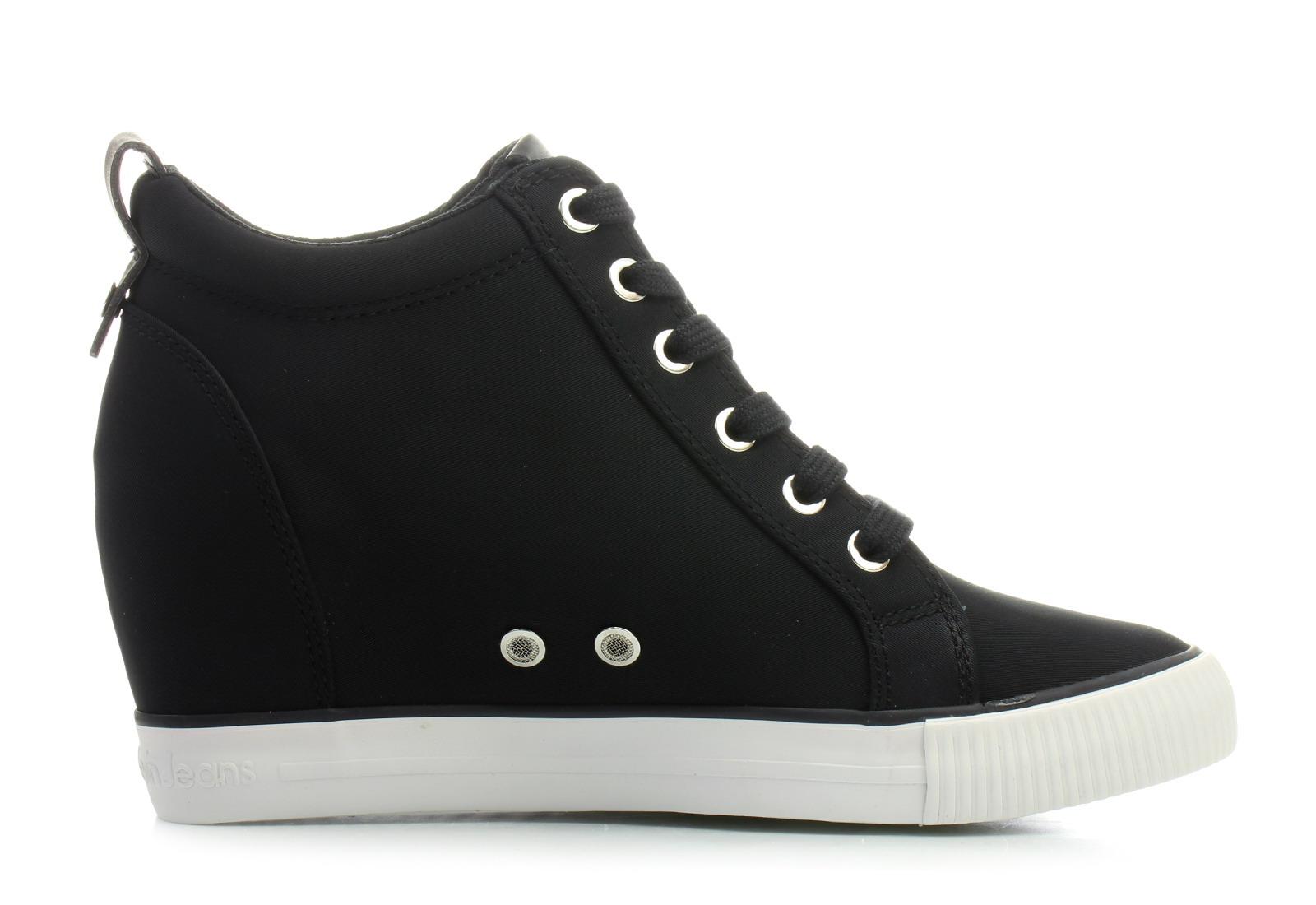 b857004108 Calvin Klein Jeans Topánky - Ritzy - RE9800-BLK - Tenisky
