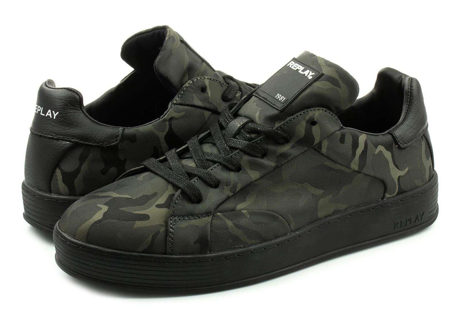 Replay Cipő - Rz970017s - RZ970017S-0765 - Office Shoes Magyarország 5a2ec2bcf1